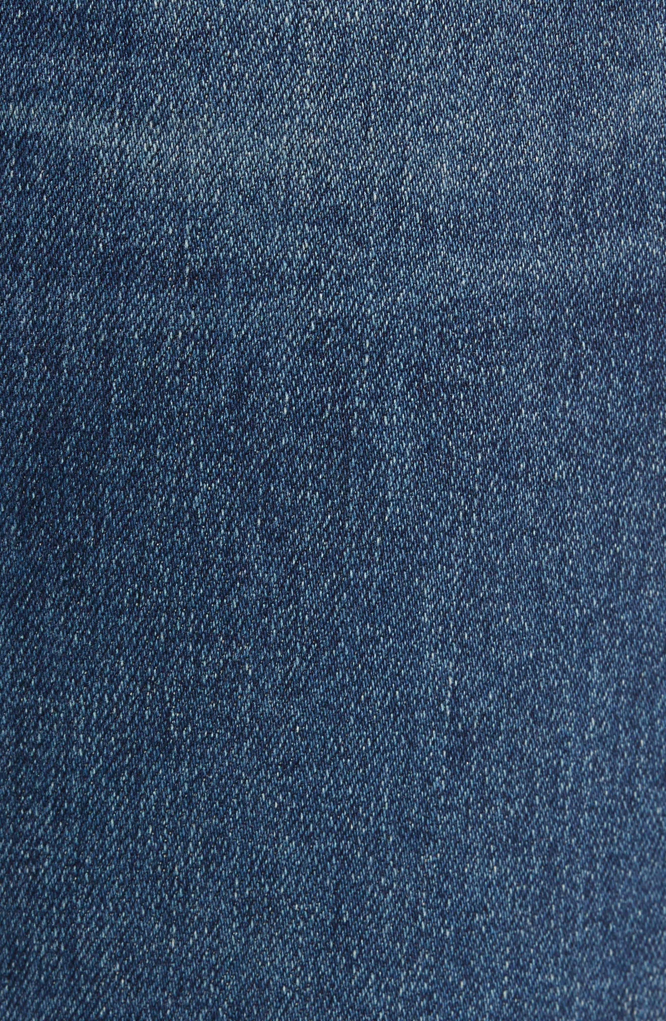 AG, Angel Flare Jeans, Alternate thumbnail 6, color, 10Y TRANSCENDENCE