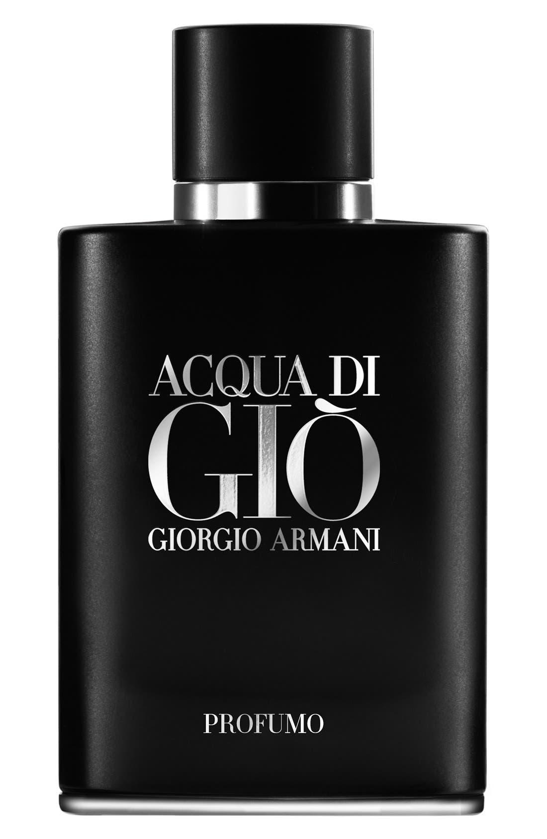 GIORGIO ARMANI Acqua di Giò - Profumo Fragrance, Main, color, NO COLOR