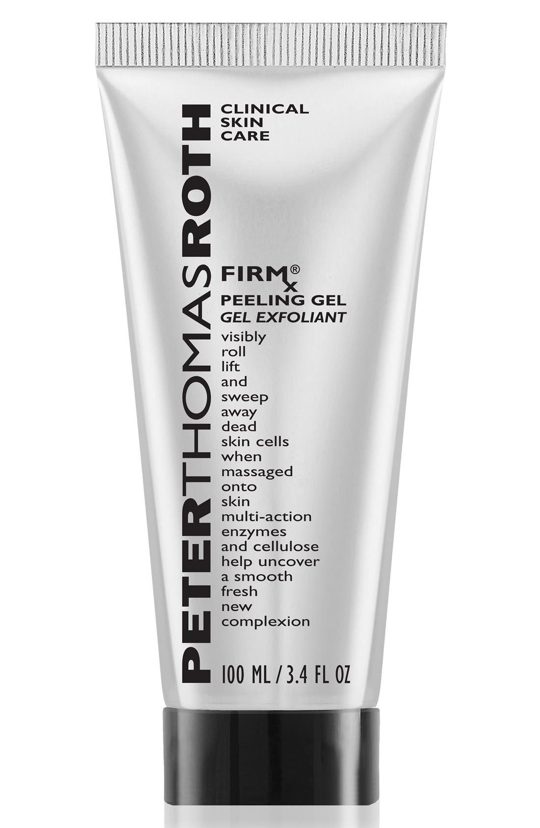 PETER THOMAS ROTH FIRMx Peeling Gel, Main, color, NO COLOR