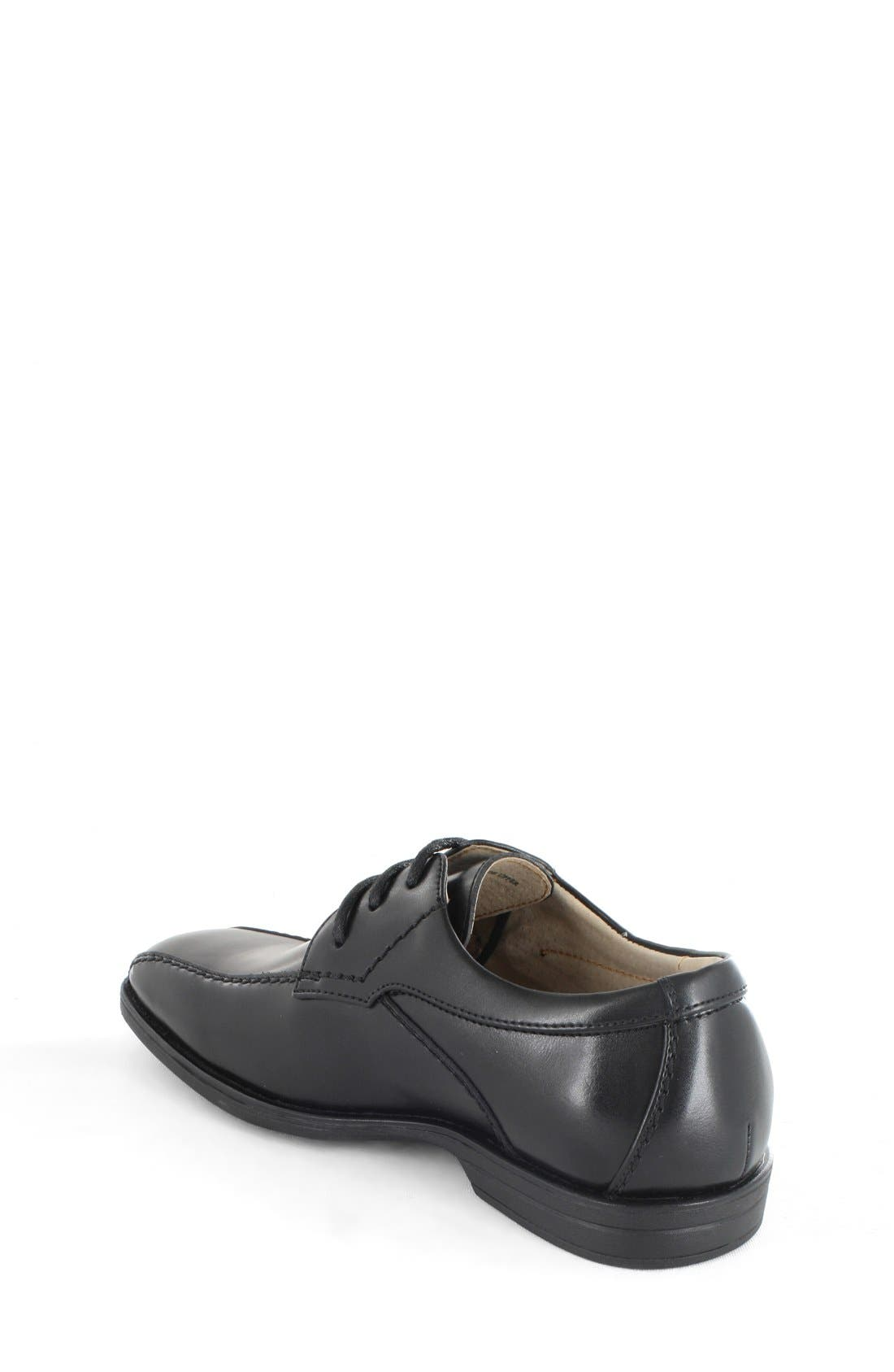 FLORSHEIM, 'Reveal' Oxford, Alternate thumbnail 7, color, BLACK