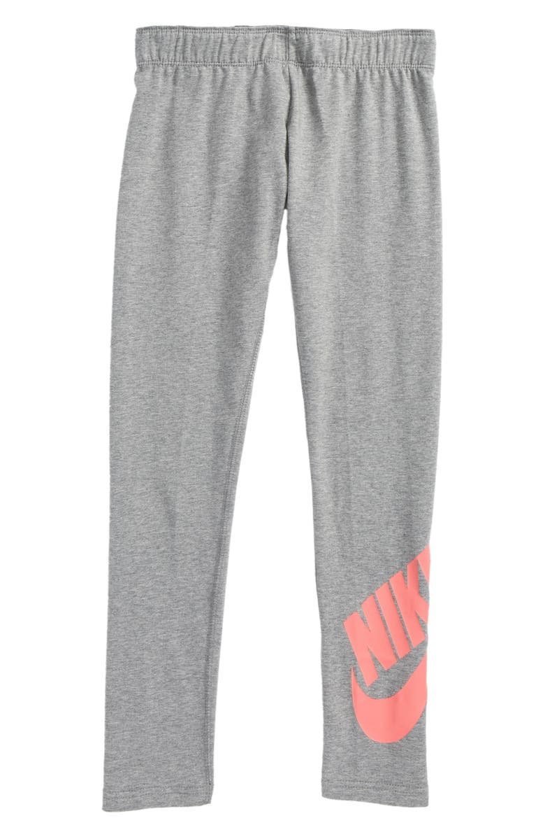 4c29075f Nike LegASee Leggings With Large Front Logo in 2019 t
