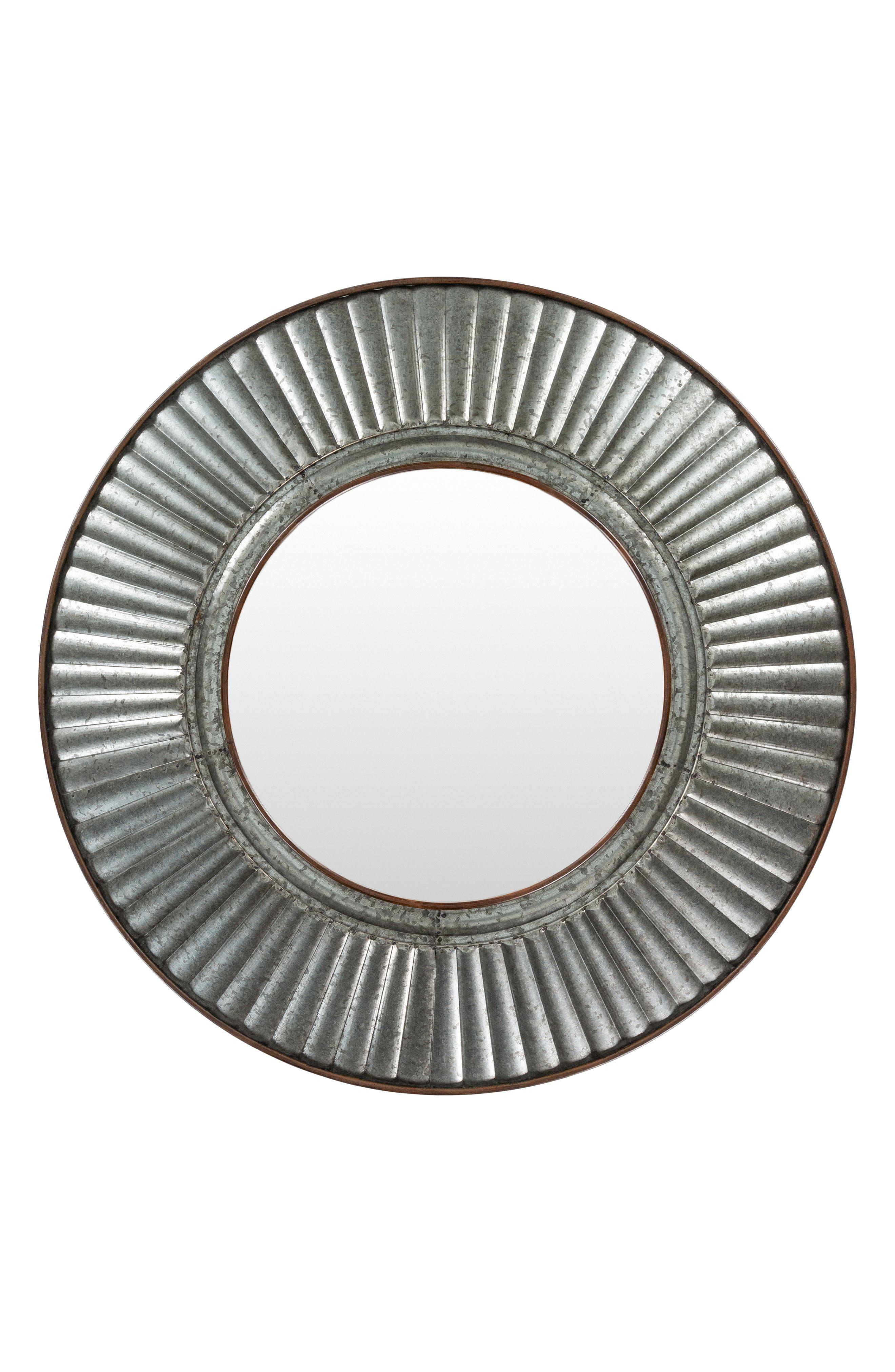 SURYA HOME Nadja Mirror, Main, color, GREY