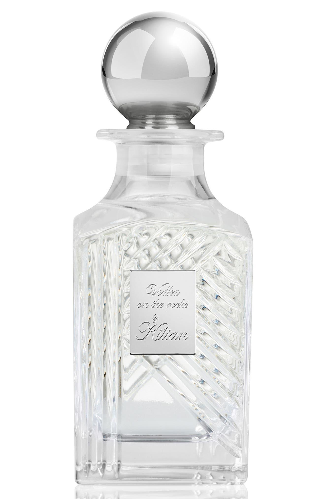 KILIAN, 'Addictive State of Mind - Vodka on the Rocks' Mini Fragrance Carafe, Main thumbnail 1, color, NO COLOR