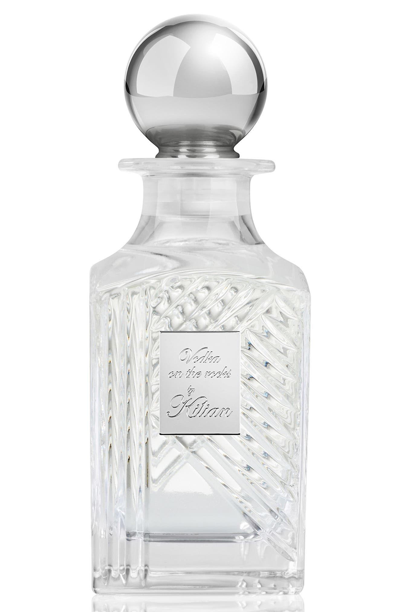 KILIAN 'Addictive State of Mind - Vodka on the Rocks' Mini Fragrance Carafe, Main, color, NO COLOR