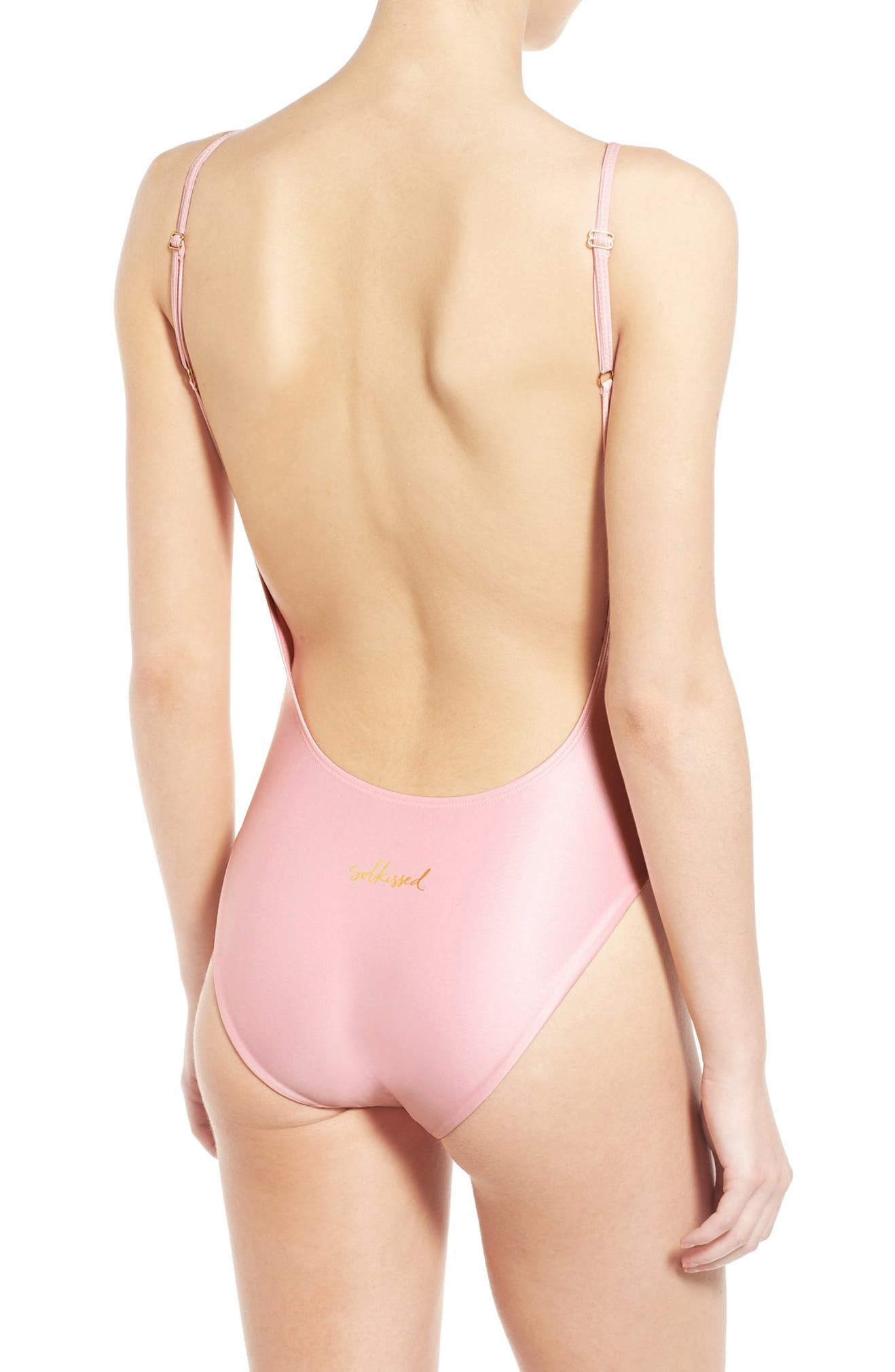5dcb2a49fdb SolKissed 'California' One-Piece Swimsuit | Nordstrom