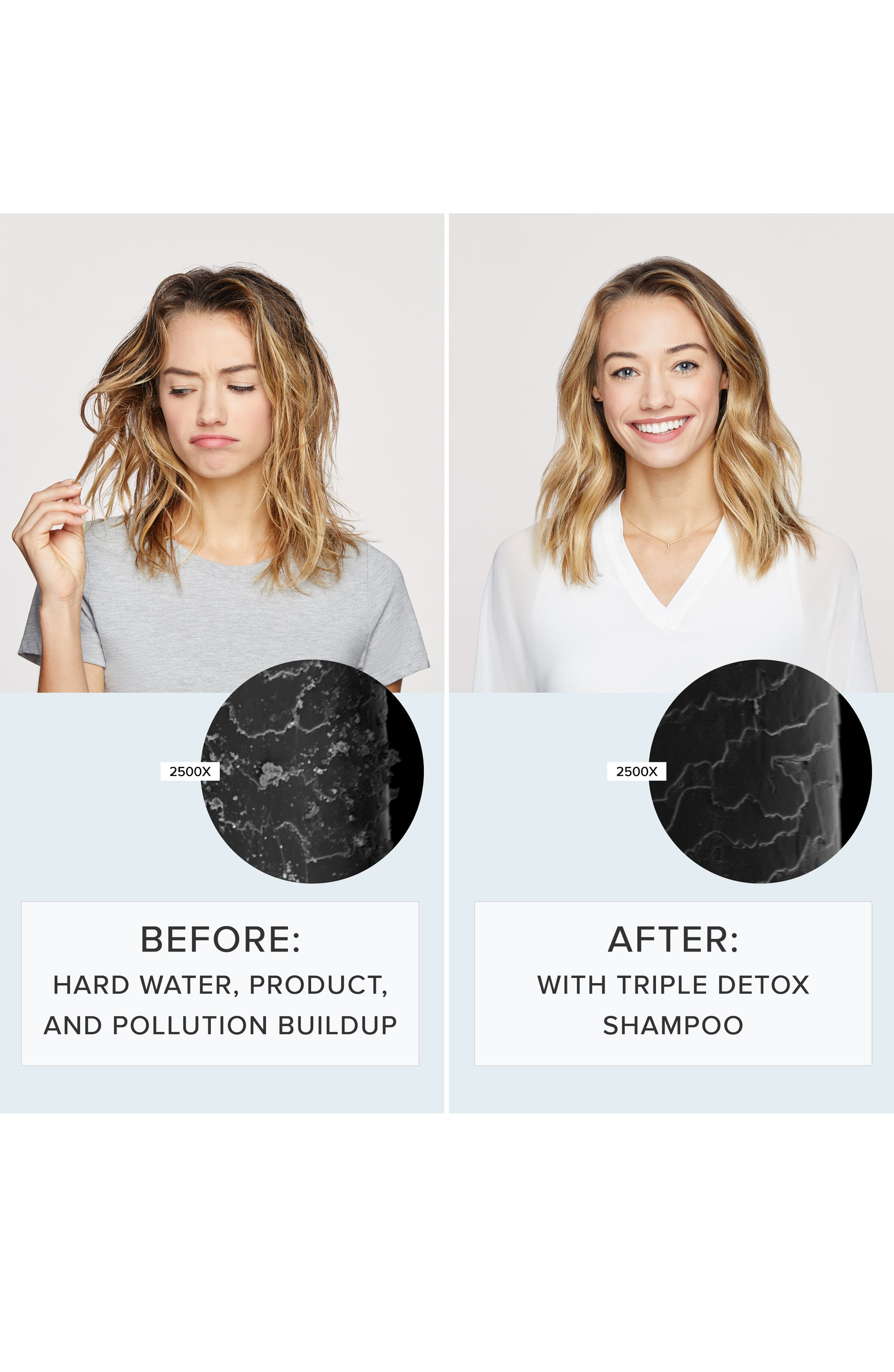 LIVING PROOF<SUP>®</SUP>, Perfect hair Day<sup>™</sup> Triple Detox Shampoo, Alternate thumbnail 3, color, NO COLOR