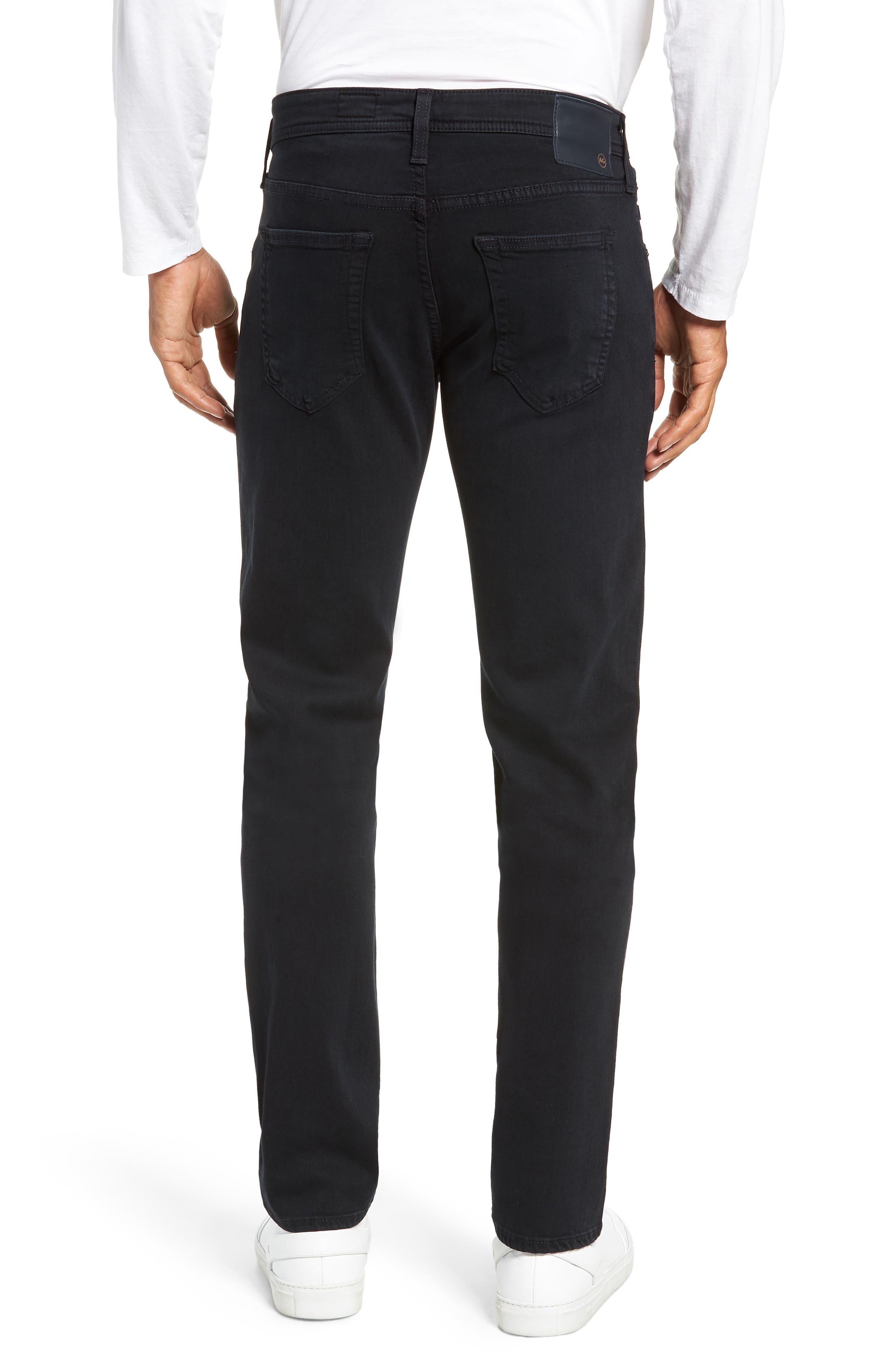 AG, Tellis Slim Fit Jeans, Alternate thumbnail 2, color, BIG SUR