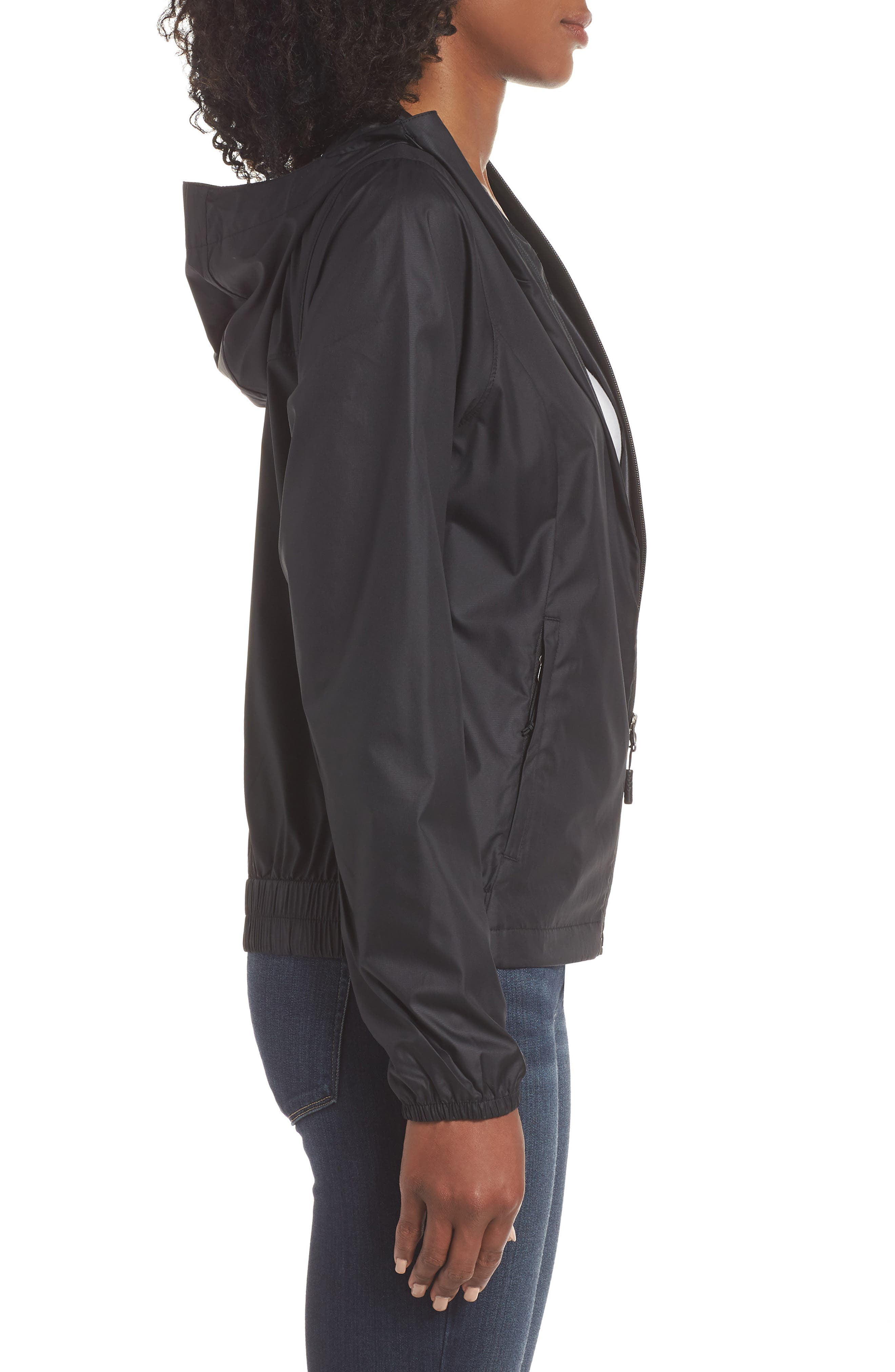 THE NORTH FACE, Cyclone 3.0 WindWall<sup>®</sup> Jacket, Alternate thumbnail 4, color, 001