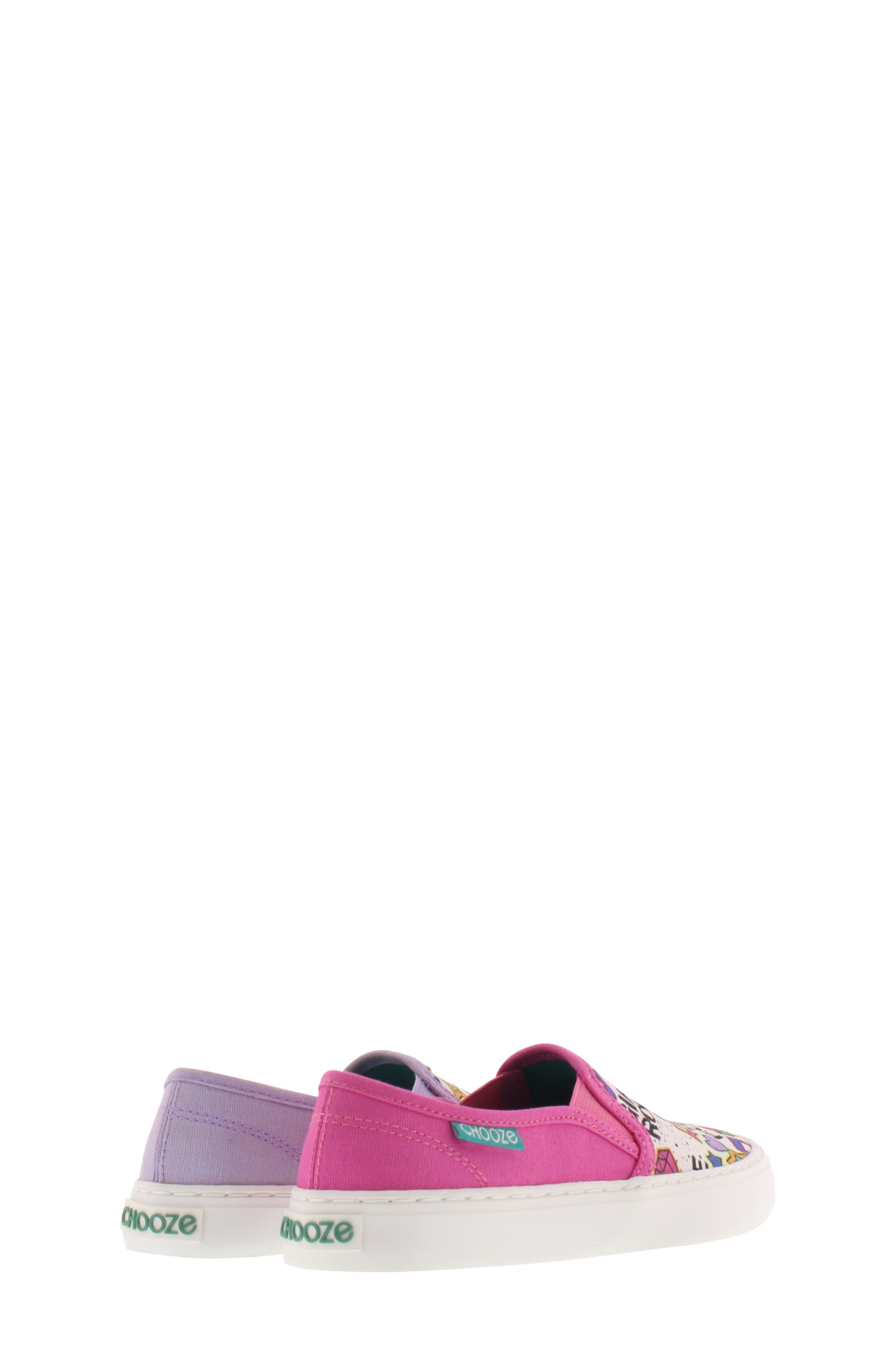 CHOOZE, Move Motion Slip-On Sneaker, Alternate thumbnail 2, color, PINK LAVENDER