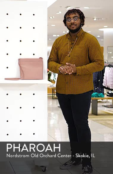 Finn Leather Crossbody Bag, sales video thumbnail
