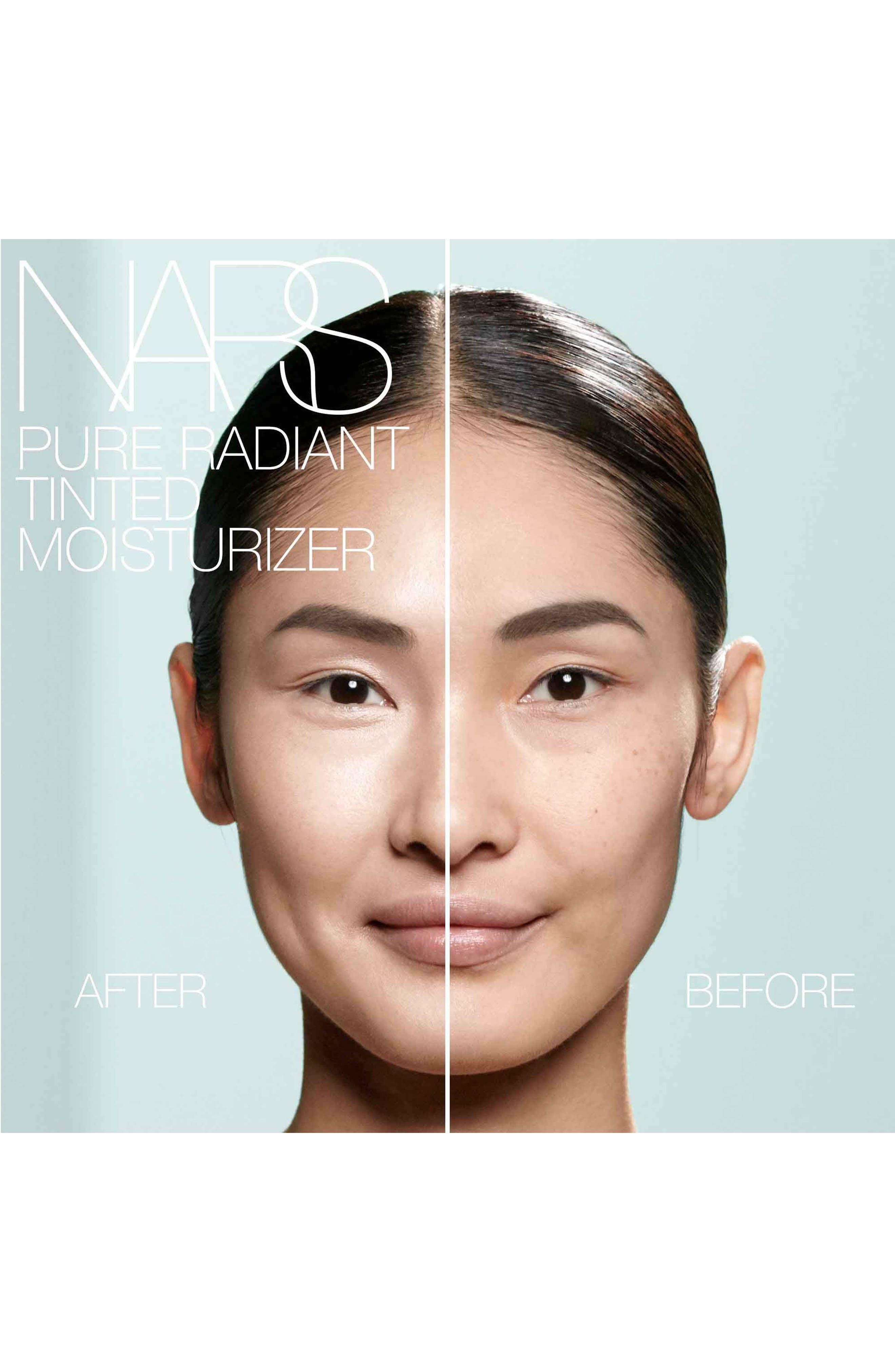 NARS, Pure Radiant Tinted Moisturizer Broad Spectrum SPF 30, Alternate thumbnail 3, color, FINLAND