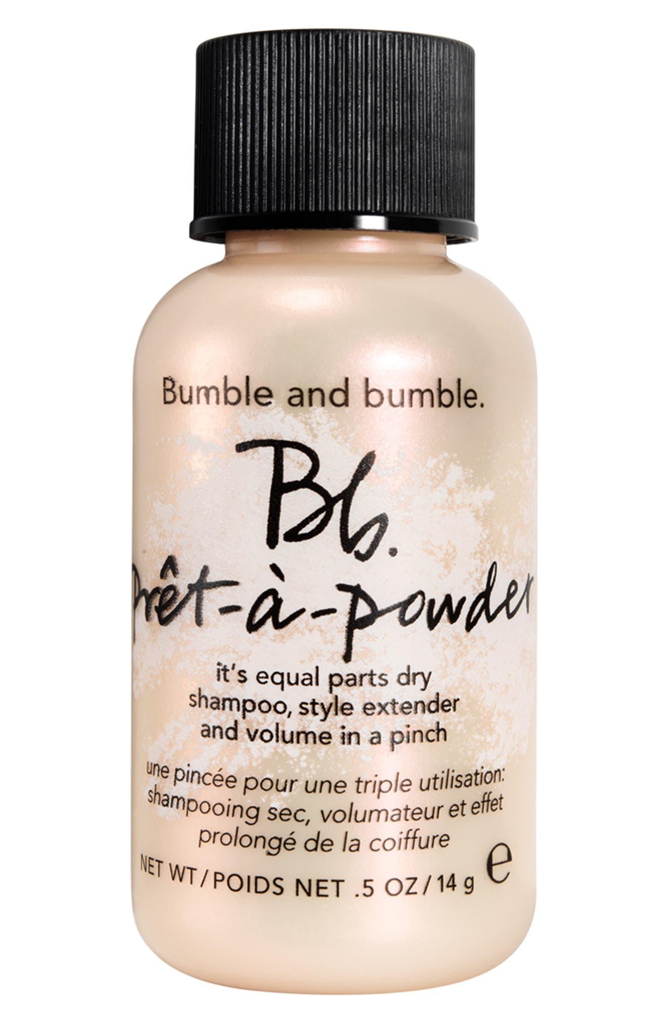 BUMBLE AND BUMBLE., Bumble and bumble Prêt-a-Powder, Alternate thumbnail 6, color, NO COLOR