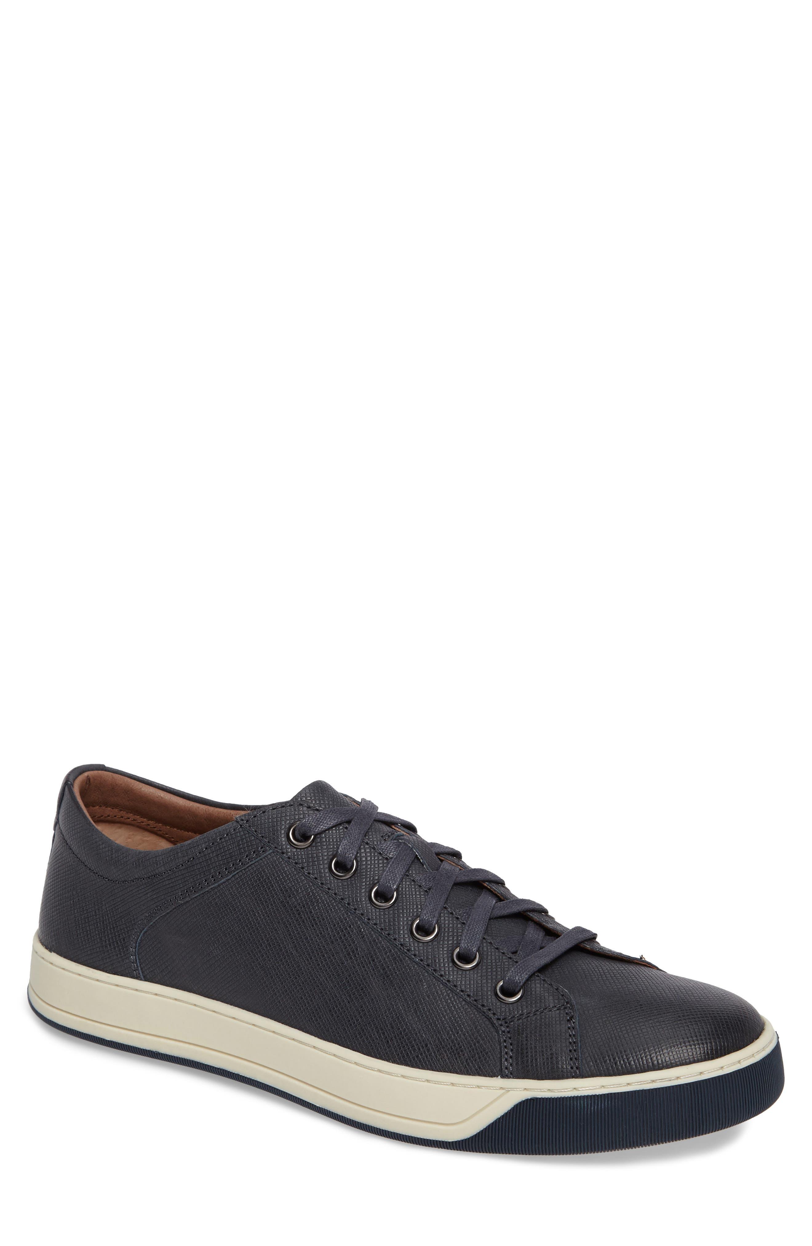 J & m 1850 Allister Sneaker- Blue