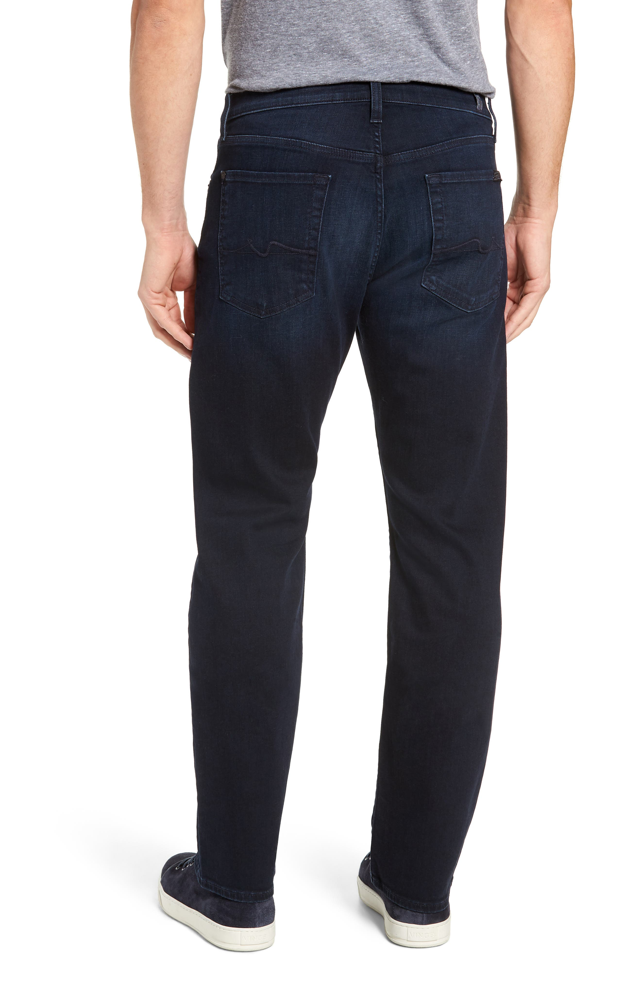 7 FOR ALL MANKIND<SUP>®</SUP>, Austyn Relaxed Fit Jeans, Alternate thumbnail 2, color, ASOTIN-ASOT