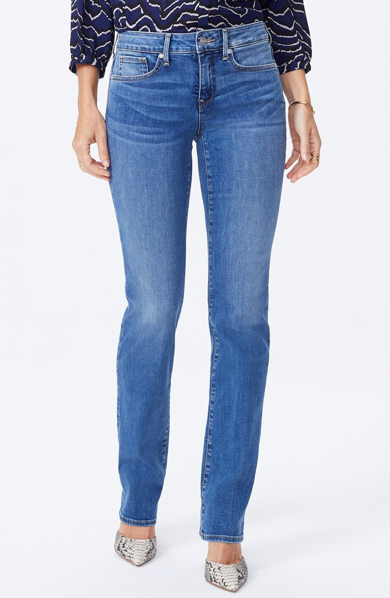 Nydj Jeans MARILYN STRETCH STRAIGHT LEG JEANS