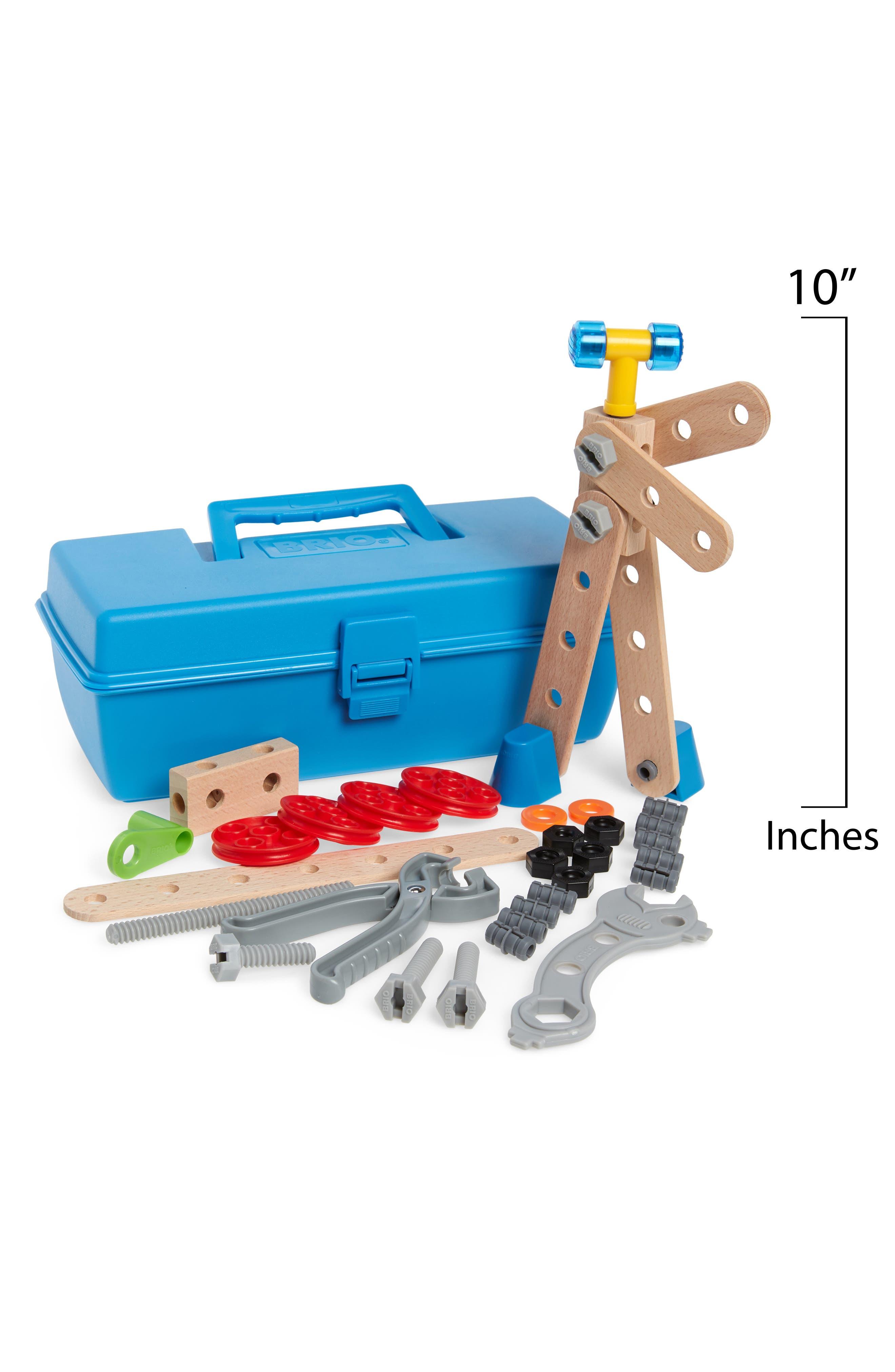 RAVENSBURGER, Builder Starter Set, Alternate thumbnail 2, color, N/ A