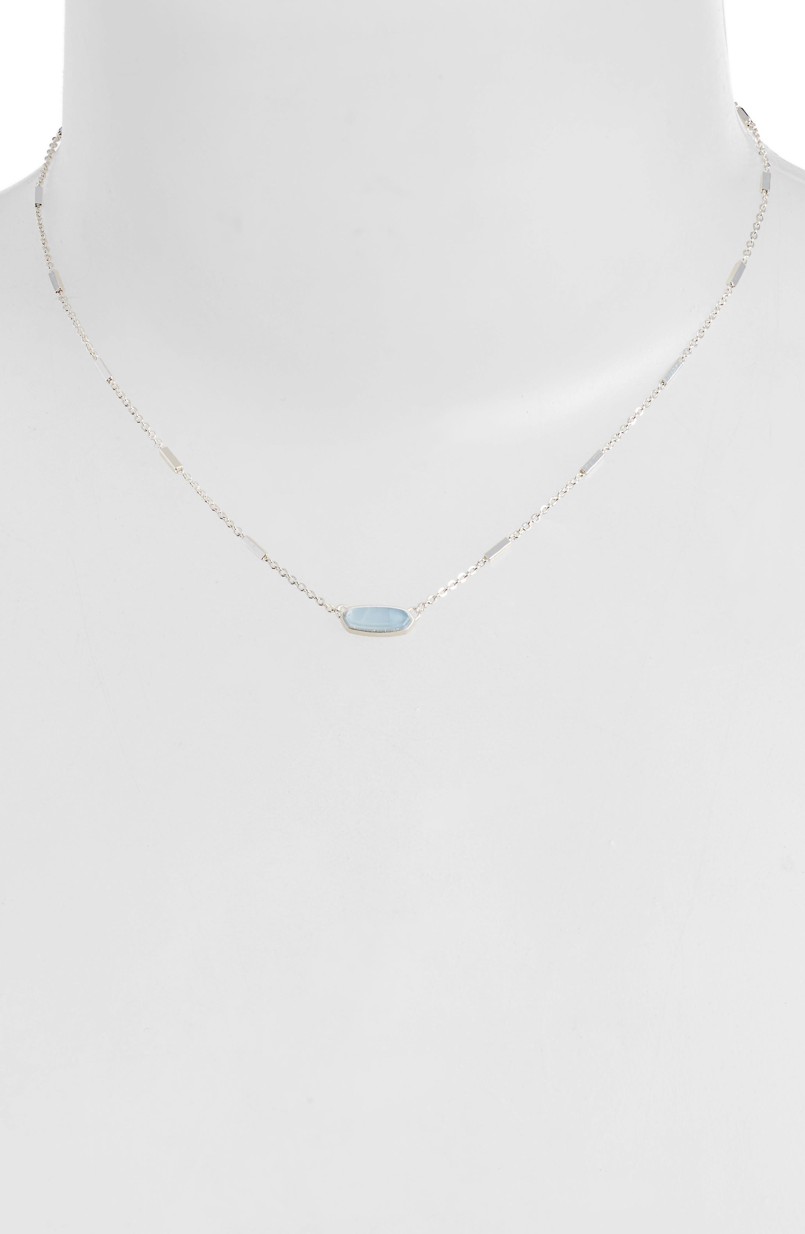 KENDRA SCOTT, Miya East/West Pendant Necklace, Main thumbnail 1, color, 400