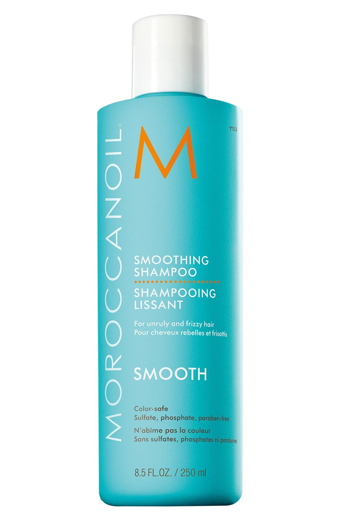 MOROCCANOIL<SUP>®</SUP>, Smoothing Shampoo, Main thumbnail 1, color, NO COLOR