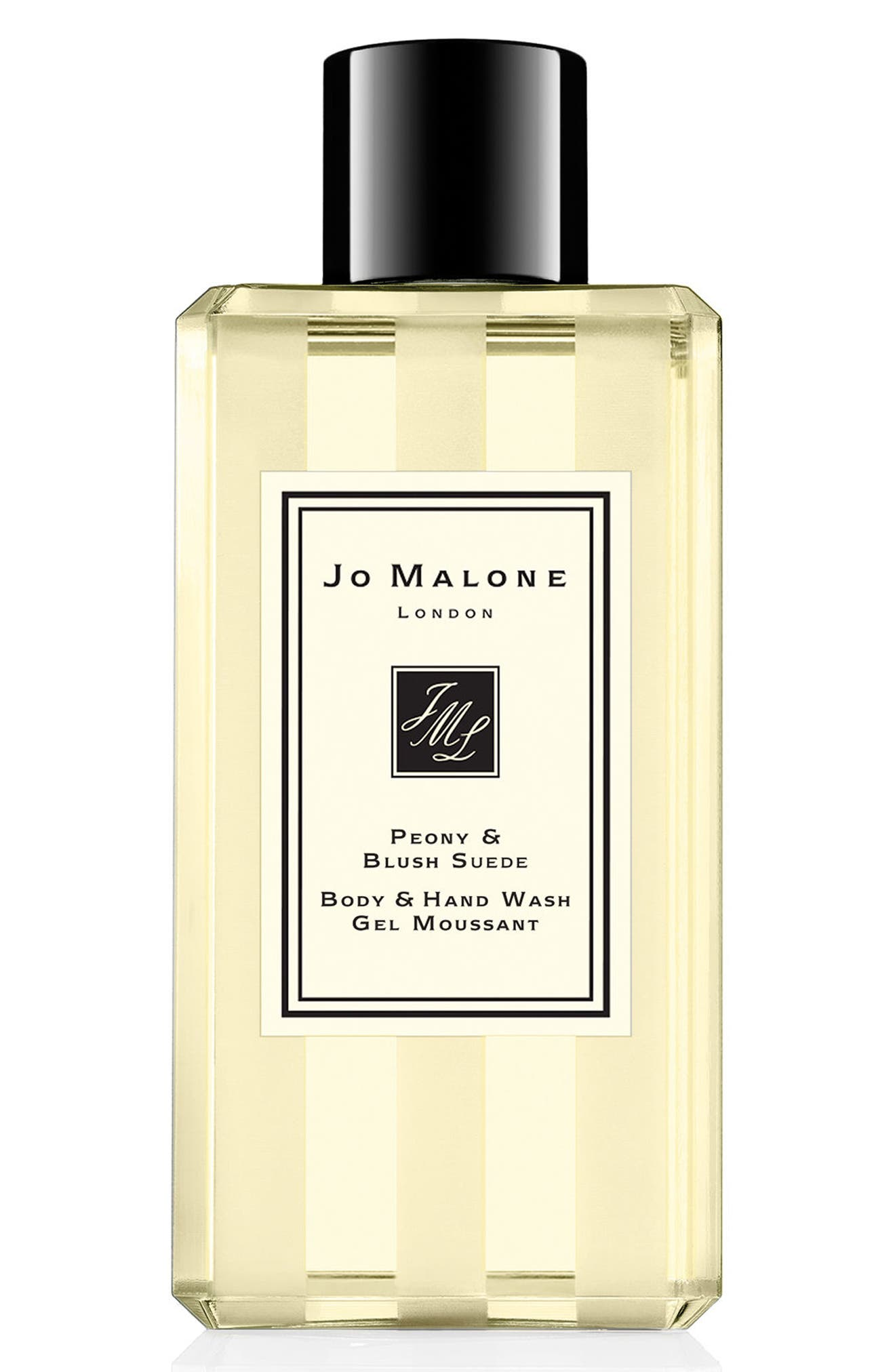 JO MALONE LONDON<SUP>™</SUP>, Peony & Blush Suede Body & Hand Wash, Main thumbnail 1, color, NO COLOR