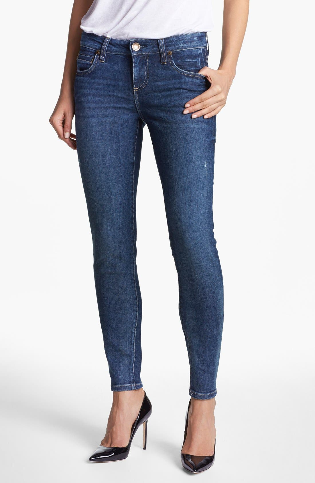 KUT FROM THE KLOTH 'Mia' Skinny Jeans, Main, color, 433
