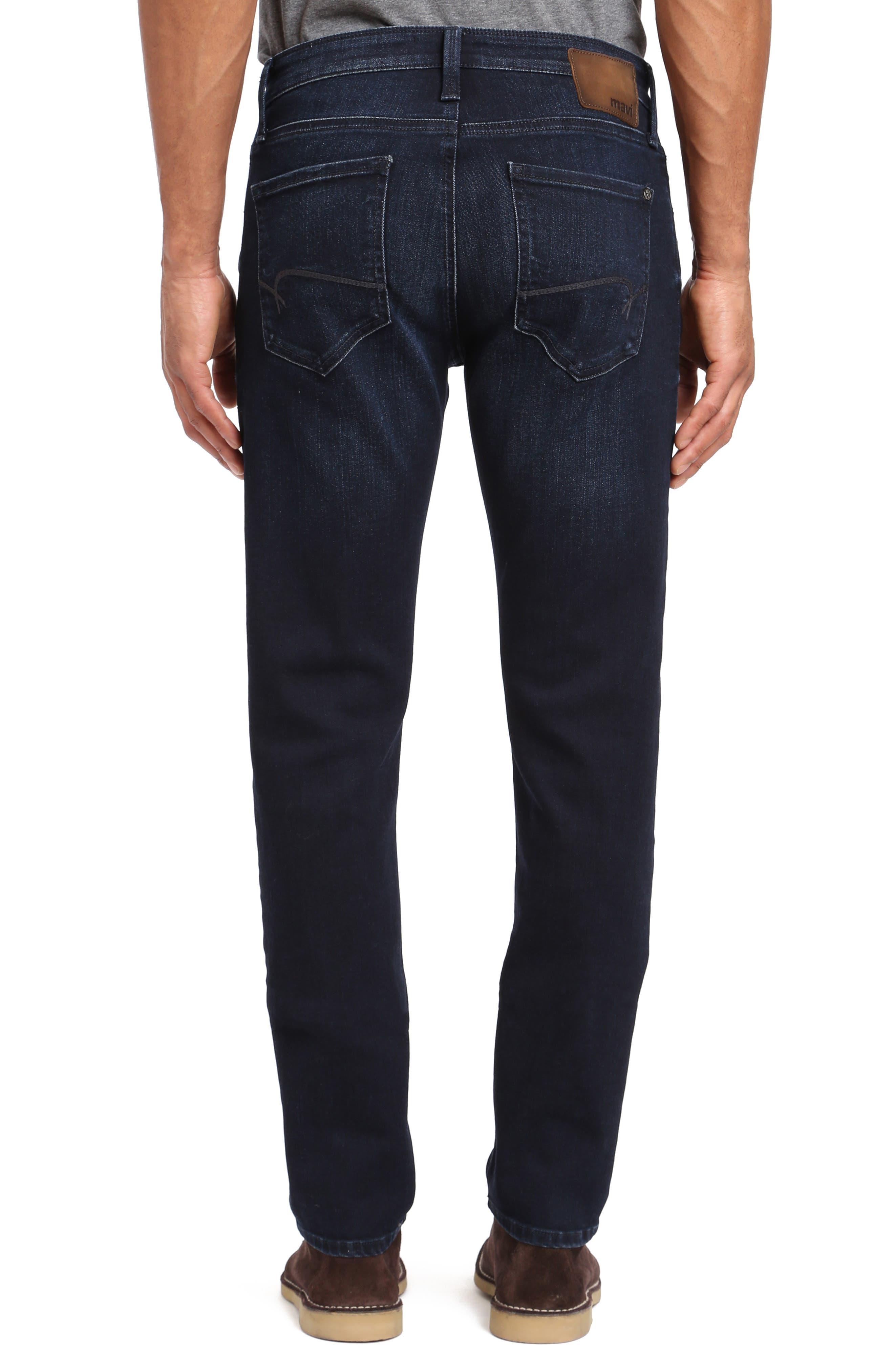 MAVI JEANS, Jake Skinny Fit Jeans, Alternate thumbnail 2, color, 401