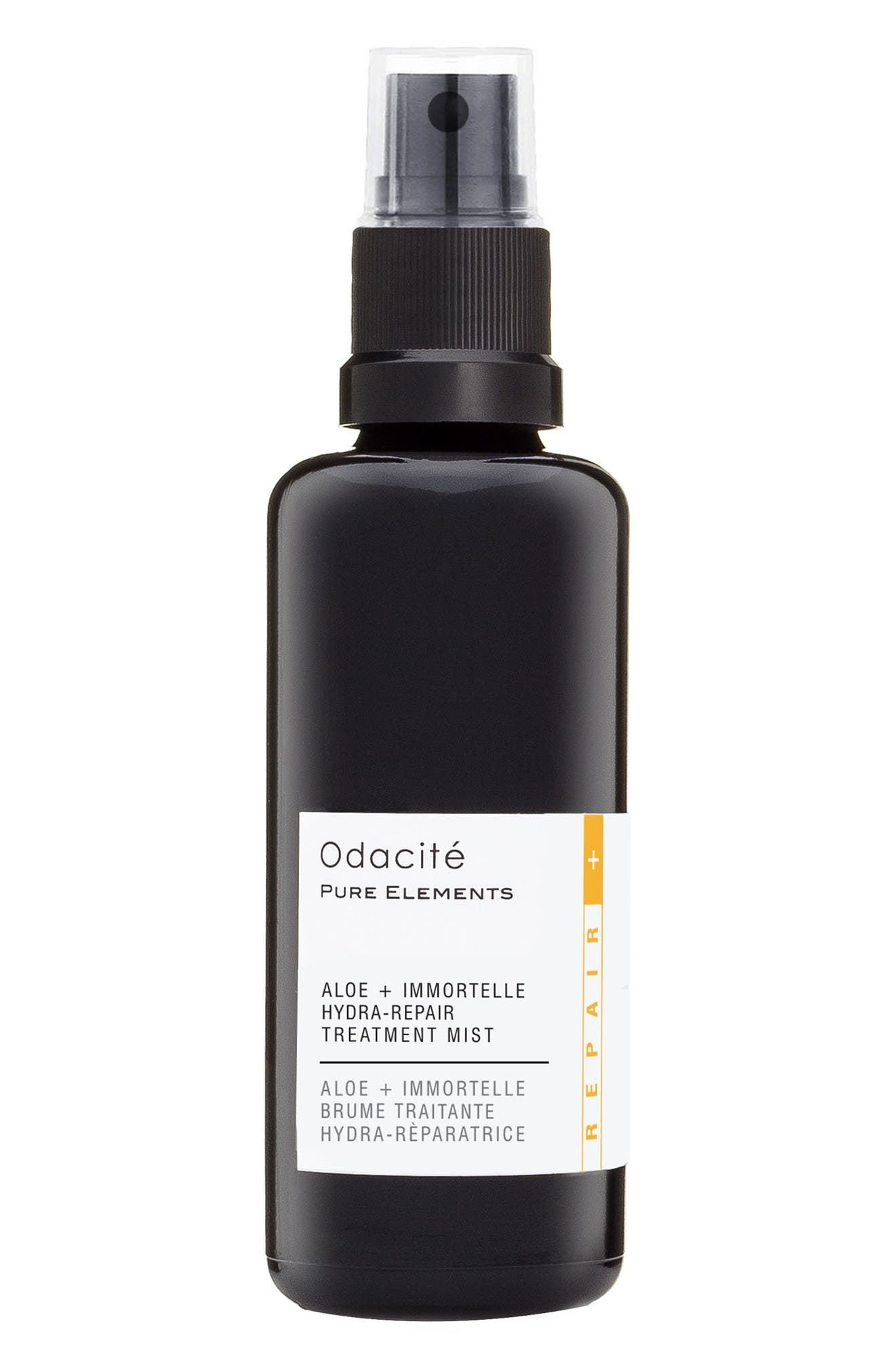 ODACITÉ, Aloe + Immortelle Hydra Repair Treatment Mist, Alternate thumbnail 2, color, NO COLOR
