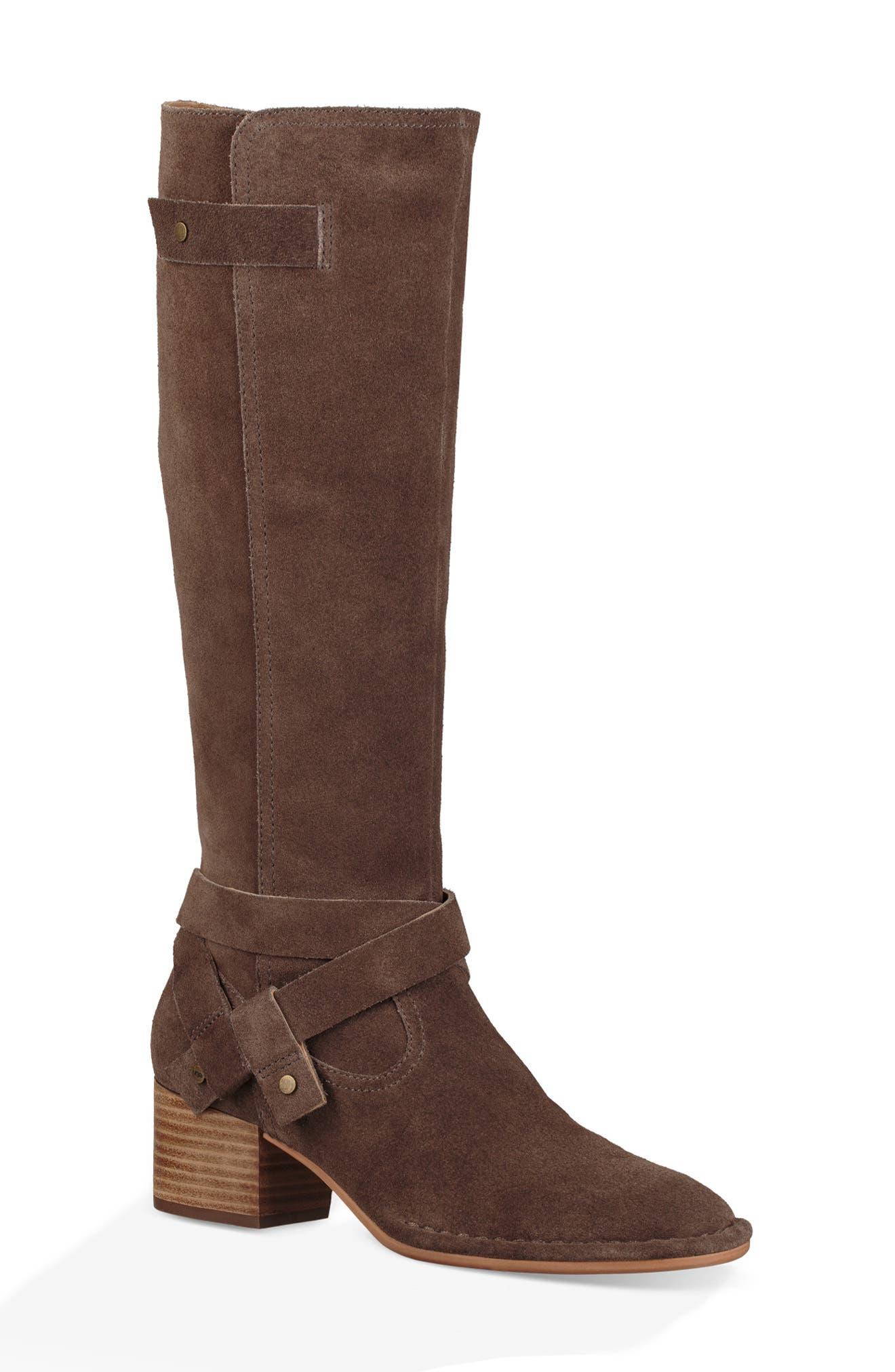 UGG<SUP>®</SUP> Bandara Knee High Boot, Main, color, 211