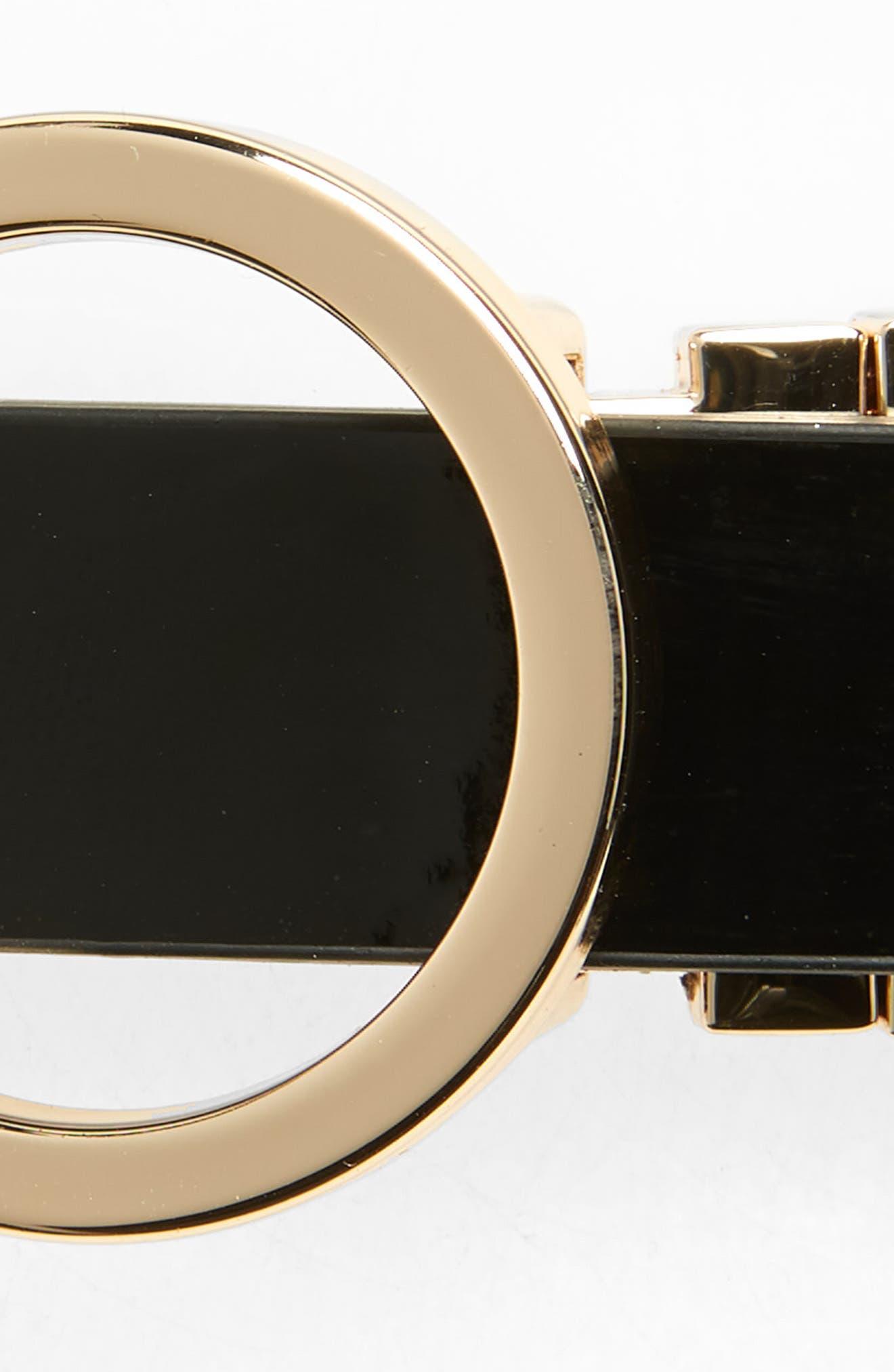 BP., 2-Pack Reversible Faux Leather Belts, Alternate thumbnail 5, color, BROWN MULTI