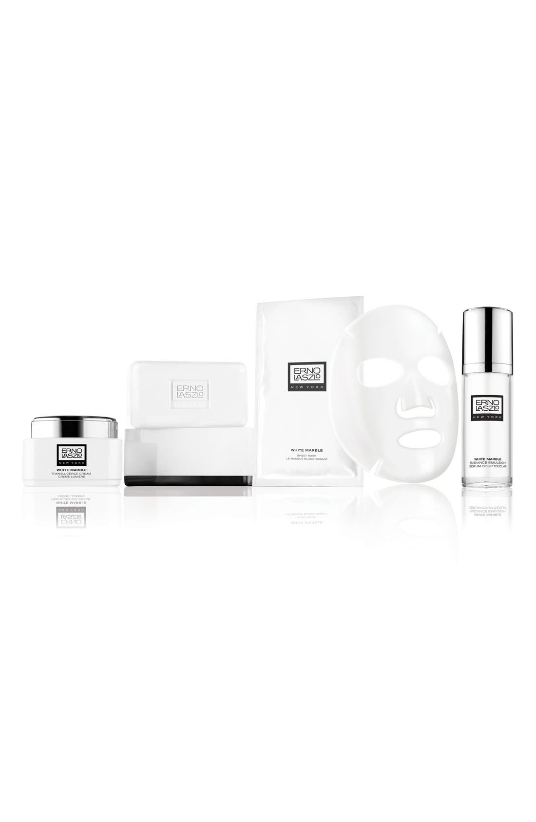 ERNO LASZLO, White Marble Radiance Emulsion, Alternate thumbnail 3, color, NO COLOR