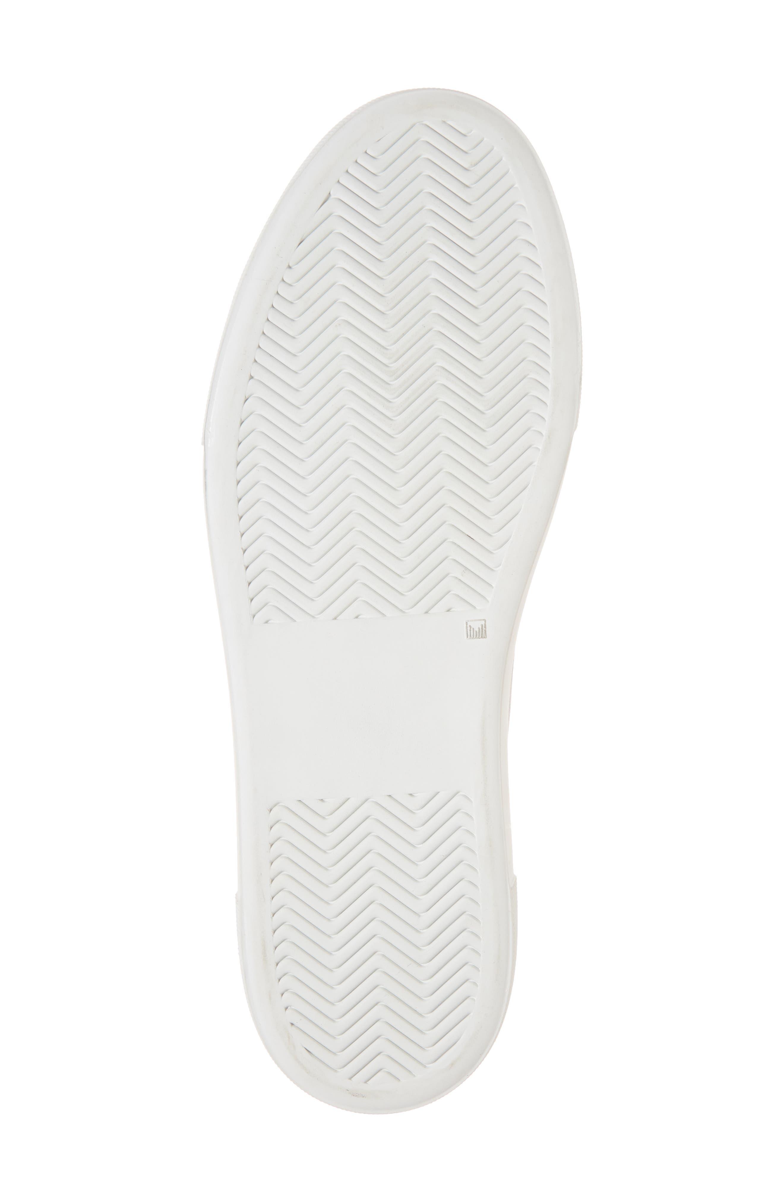 COMMON PROJECTS, Tournament High Super Sneaker, Alternate thumbnail 6, color, BLACK/ WHITE