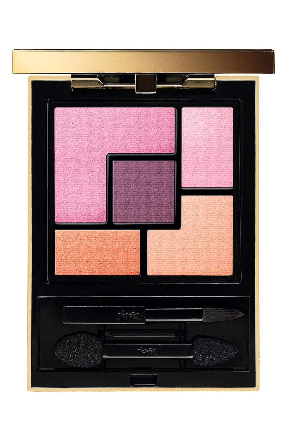 YVES SAINT LAURENT, 5 Color Couture Palette, Main thumbnail 1, color, 09 ROSE BABY DOLL