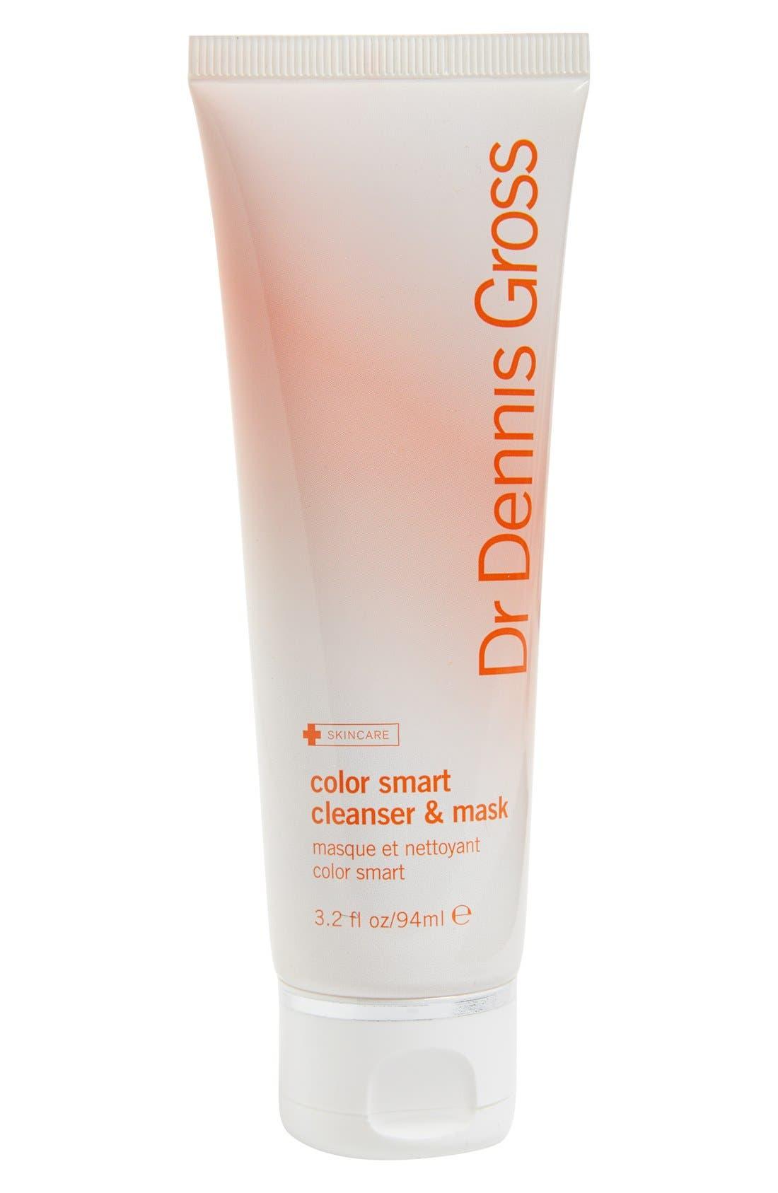 DR. DENNIS GROSS SKINCARE 'Color Smart' Cleanser & Mask, Main, color, 000