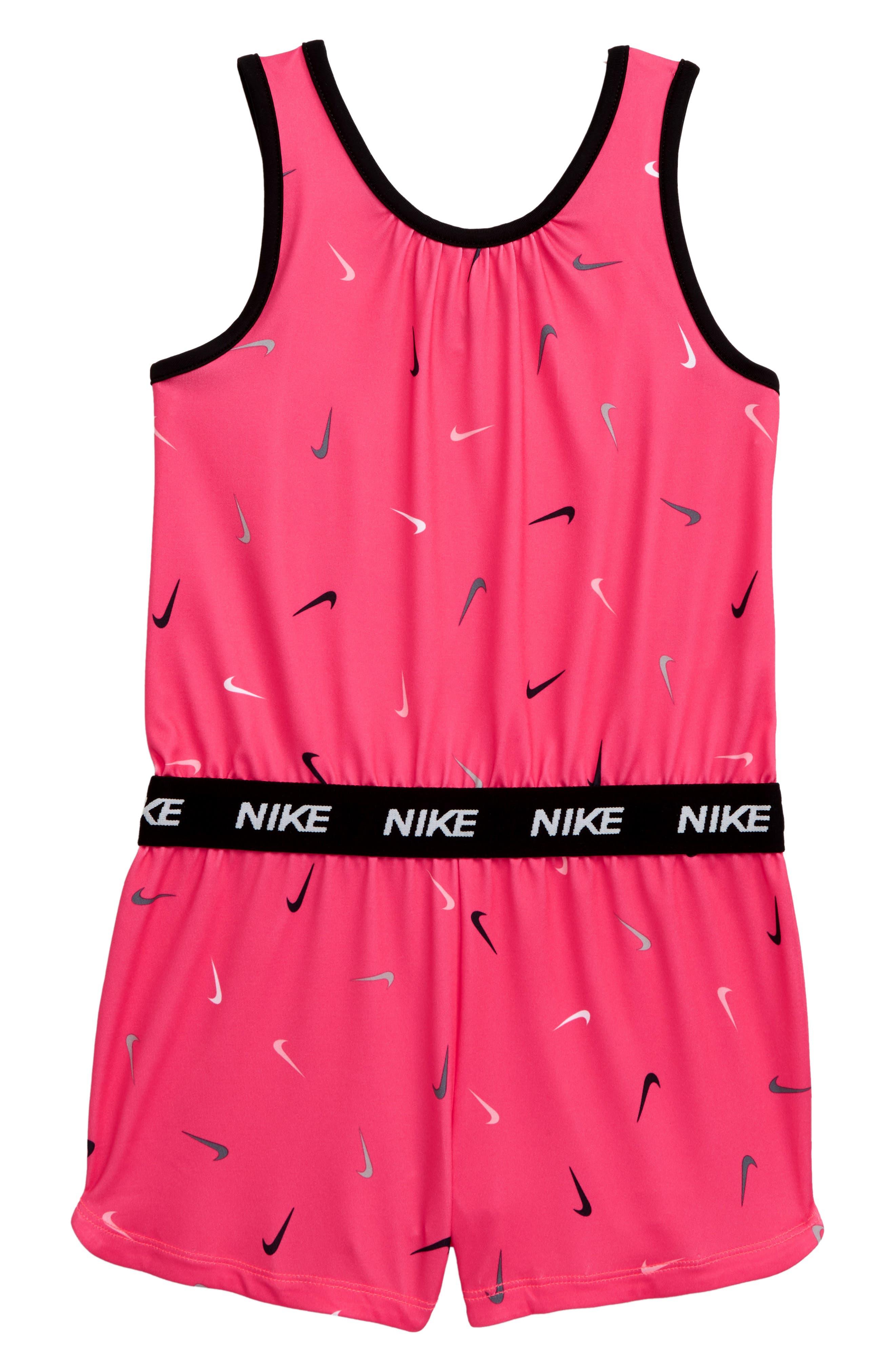 Girls Nike Dry Sport Essentials Romper