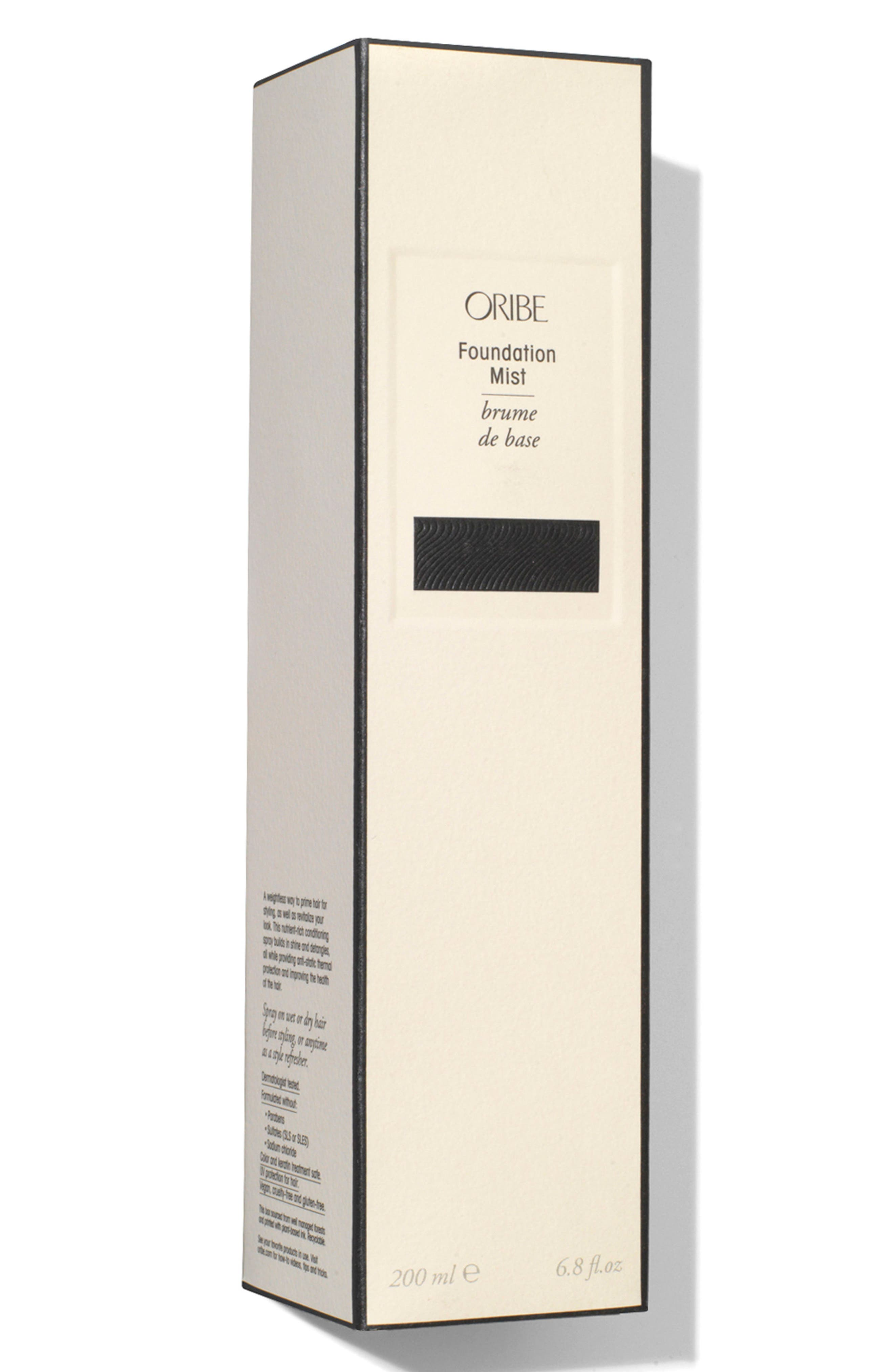 ORIBE, SPACE.NK.apothecary Oribe Foundation Mist, Alternate thumbnail 2, color, NO COLOR