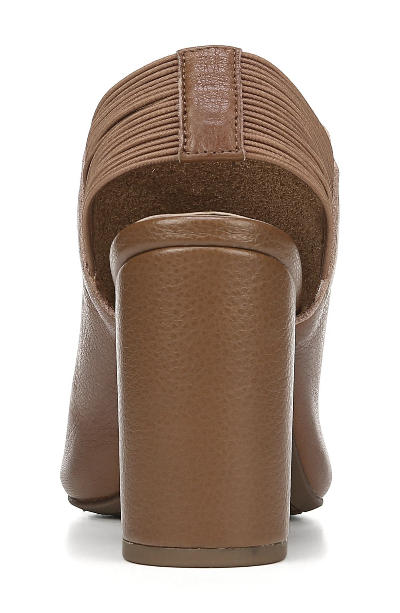 FRANCO SARTO, Opaline Corded Slingback Sandal, Alternate thumbnail 7, color, LIGHT BROWN LEATHER