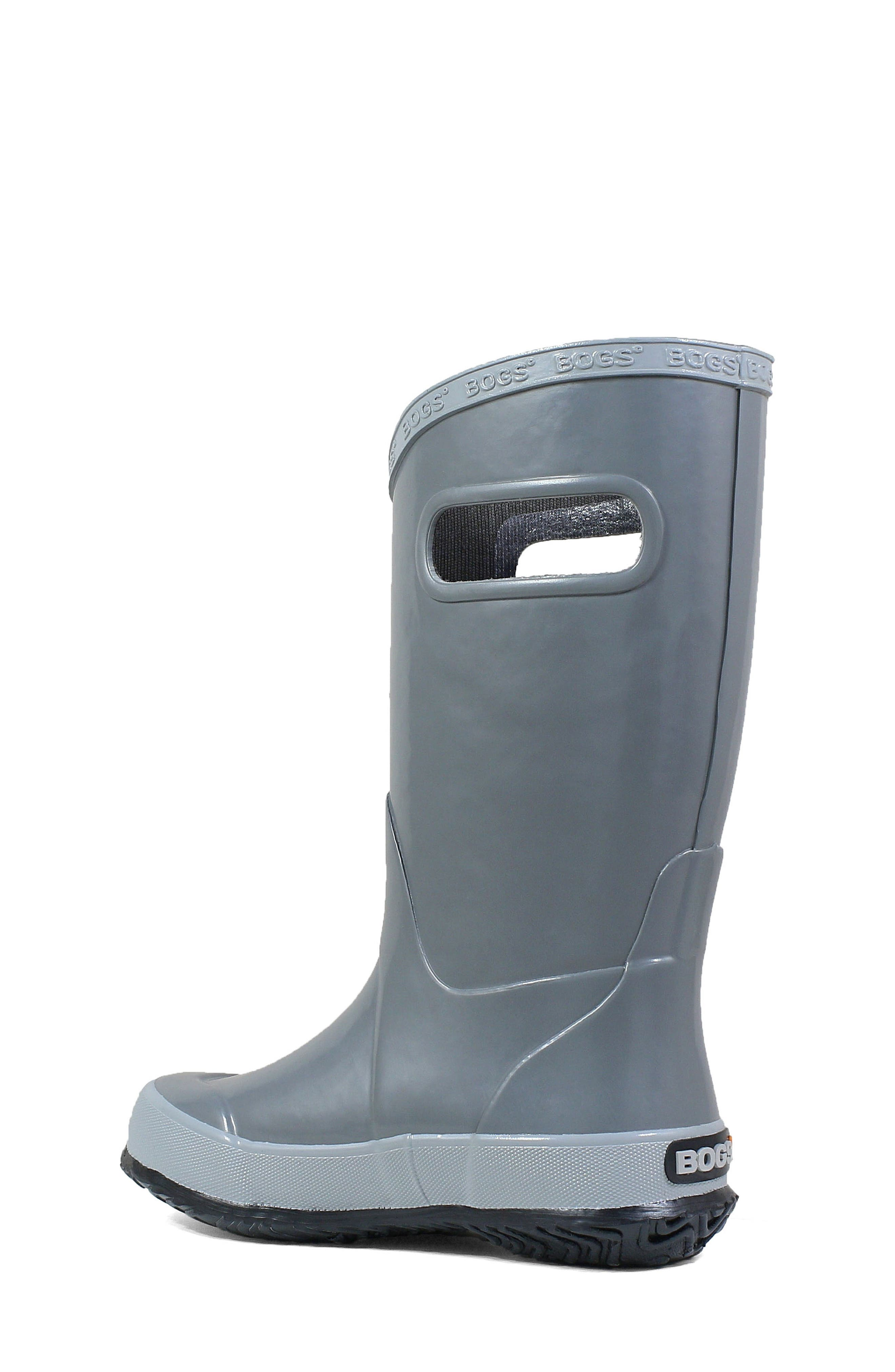 BOGS, Waterproof Rain Boot, Alternate thumbnail 2, color, 020