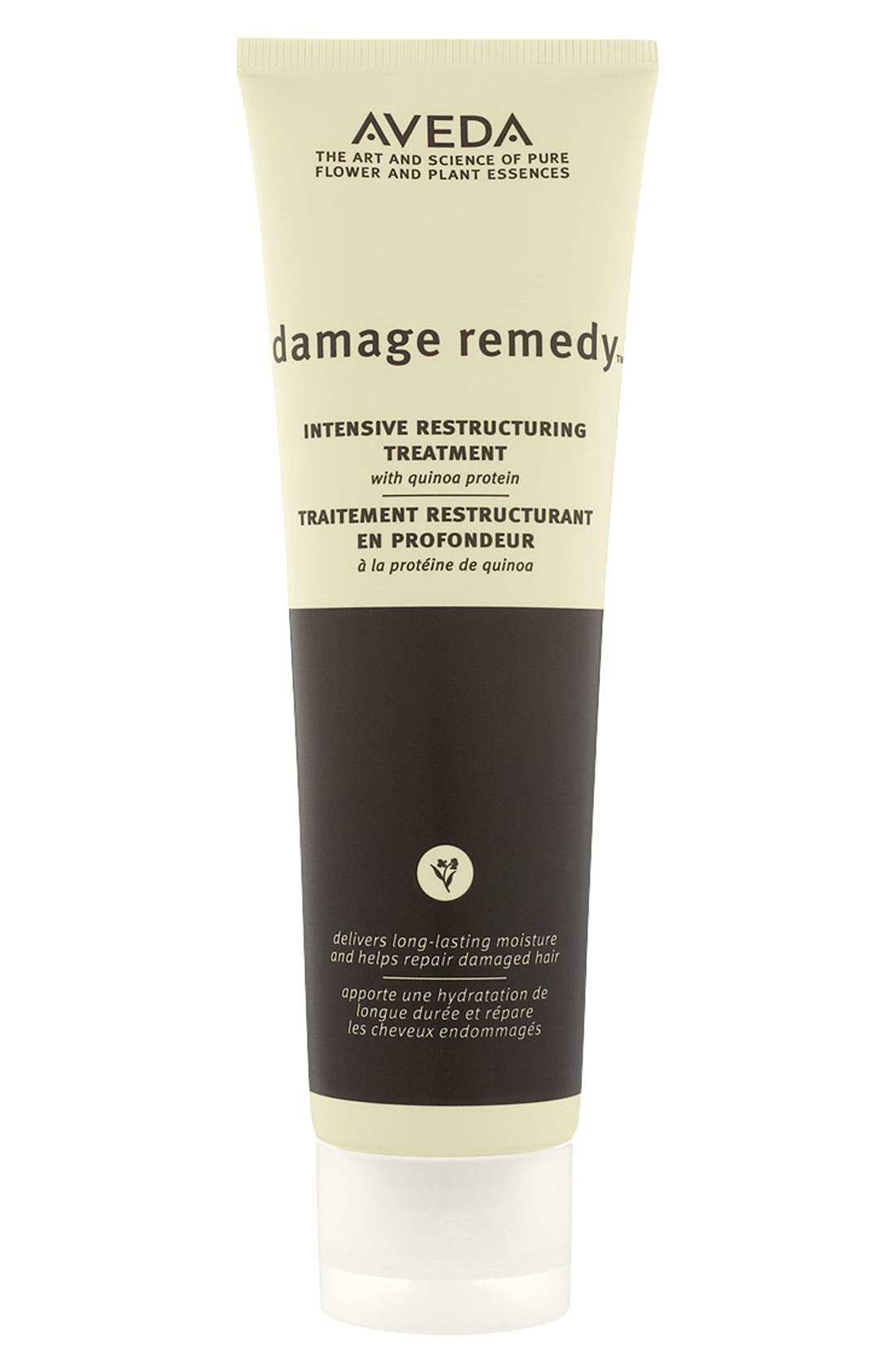 AVEDA, damage remedy<sup>™</sup> Intensive Restructuring Treatment, Main thumbnail 1, color, NO COLOR