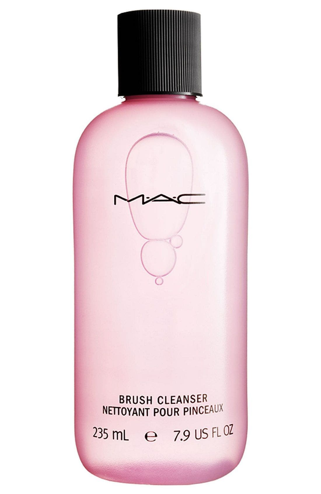 MAC COSMETICS, MAC Brush Cleanser, Main thumbnail 1, color, NO COLOR