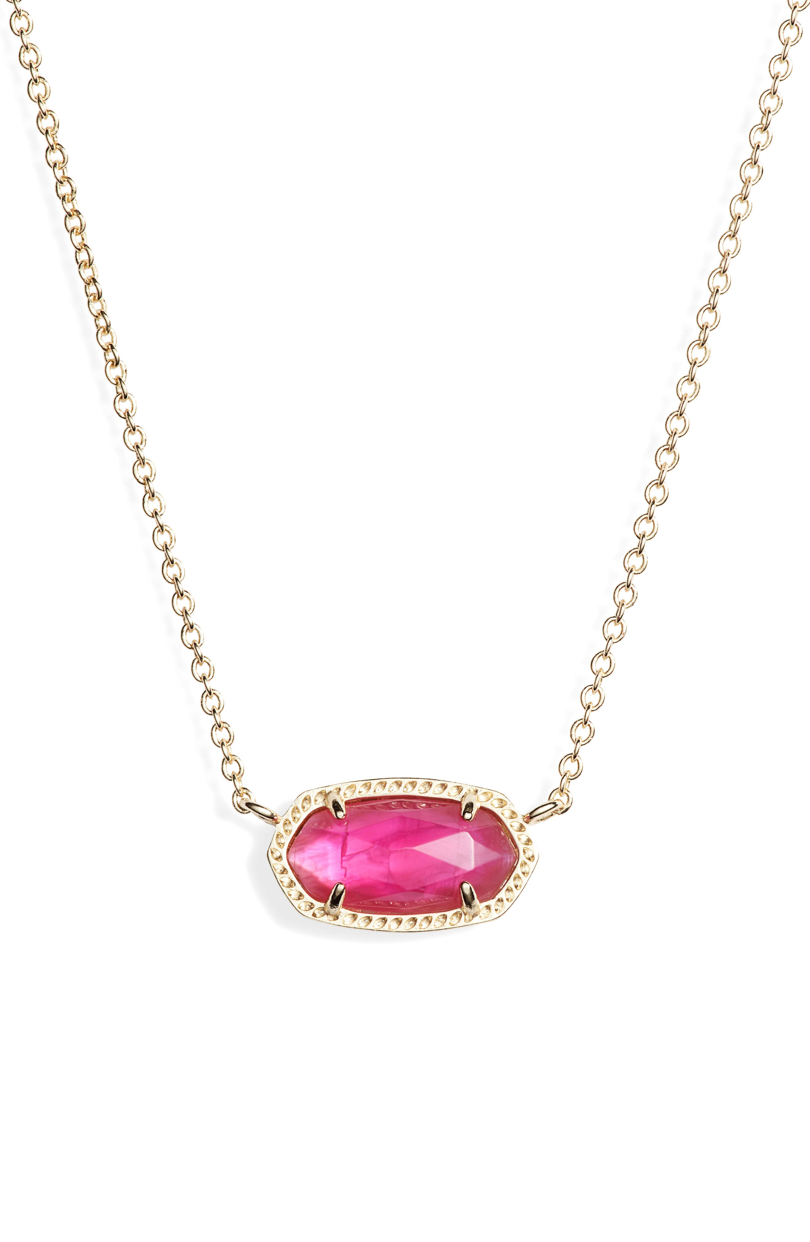 necklace for petites