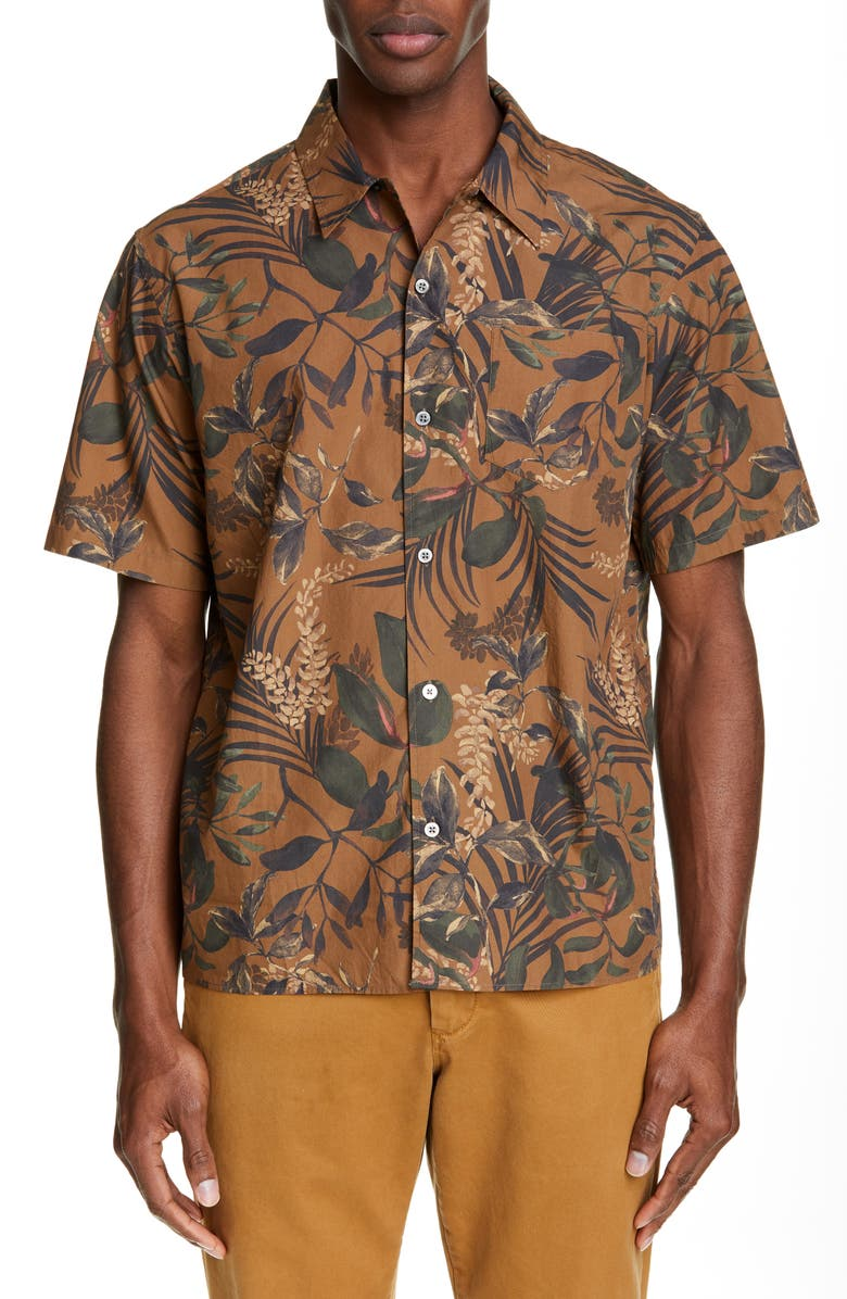 Norse Projects T-shirts CARSTEN PRINT SHIRT