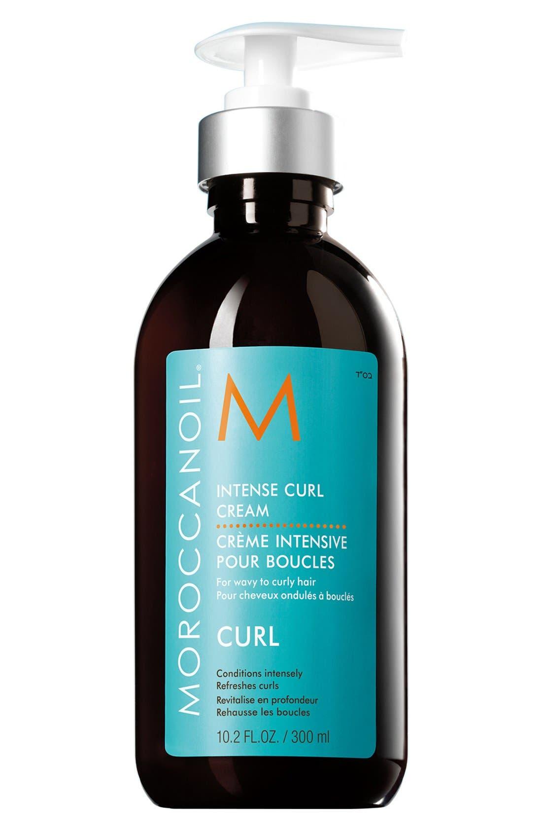 MOROCCANOIL<SUP>®</SUP>, Intense Curl Cream, Main thumbnail 1, color, NO COLOR