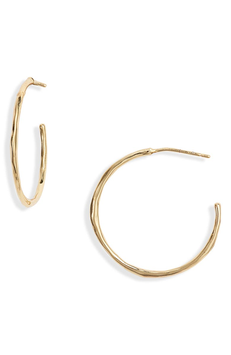 Gorjana Jewelry TANER SMALL HOOP EARRINGS
