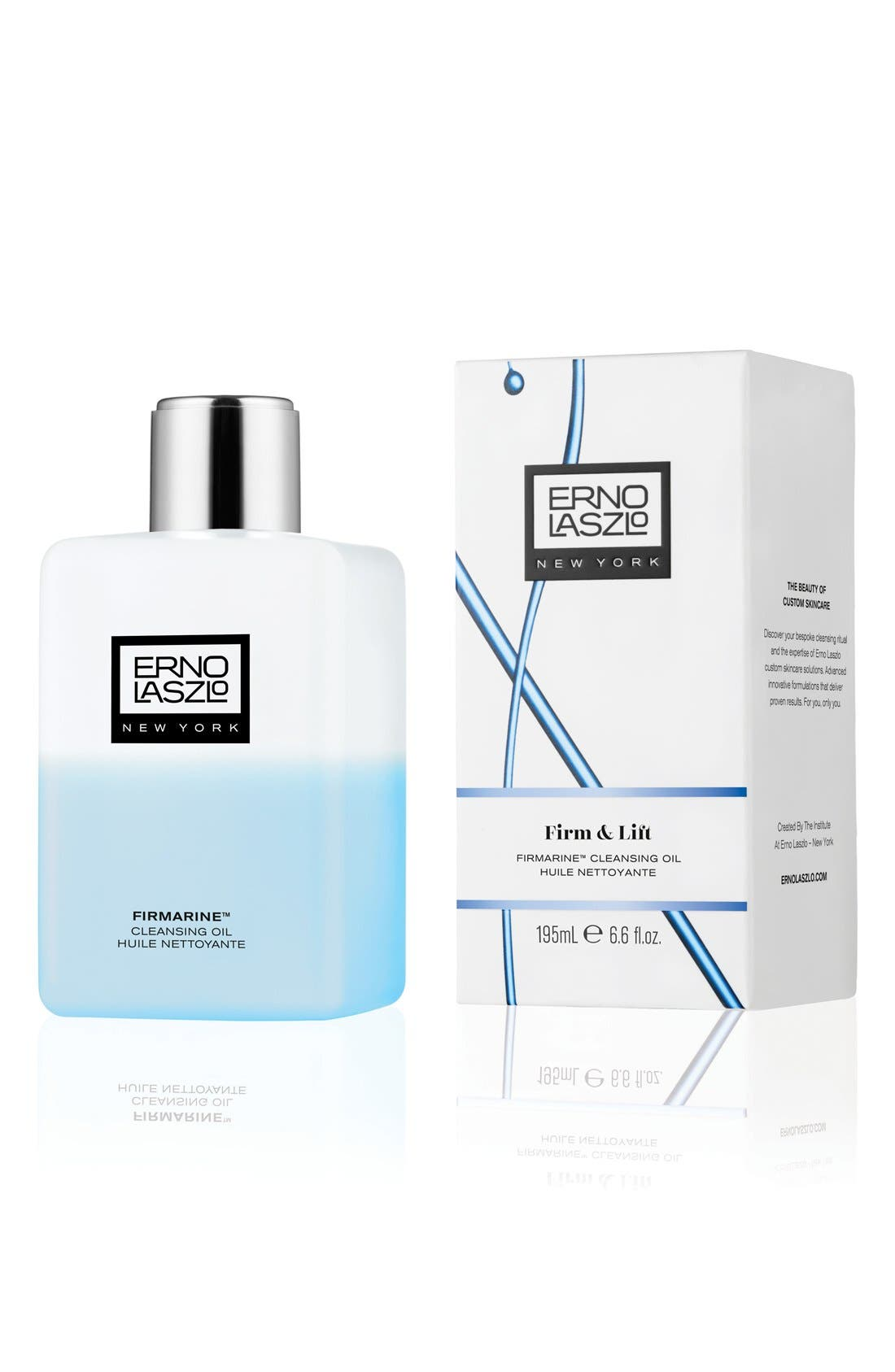 ERNO LASZLO, Firmarine<sup>™</sup> Cleansing Oil, Alternate thumbnail 4, color, NO COLOR