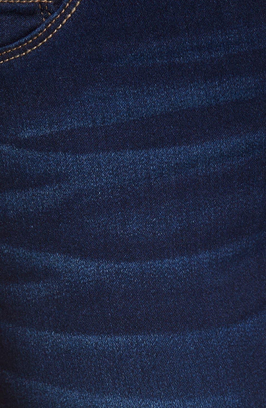 1822 DENIM, Butter Skinny Jeans, Alternate thumbnail 6, color, LENNOX