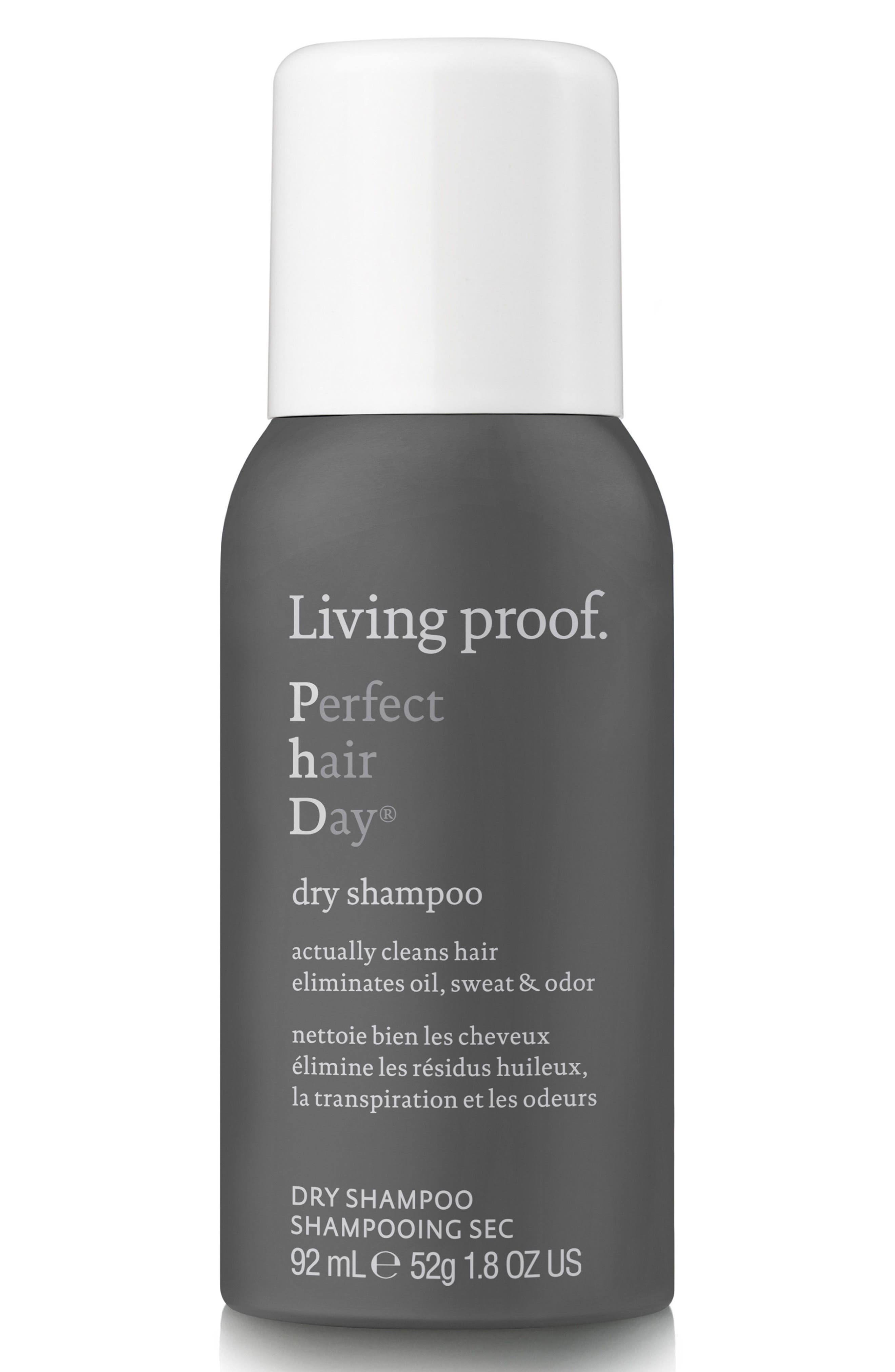 LIVING PROOF<SUP>®</SUP>, Perfect hair Day<sup>™</sup> Dry Shampoo, Alternate thumbnail 6, color, NO COLOR