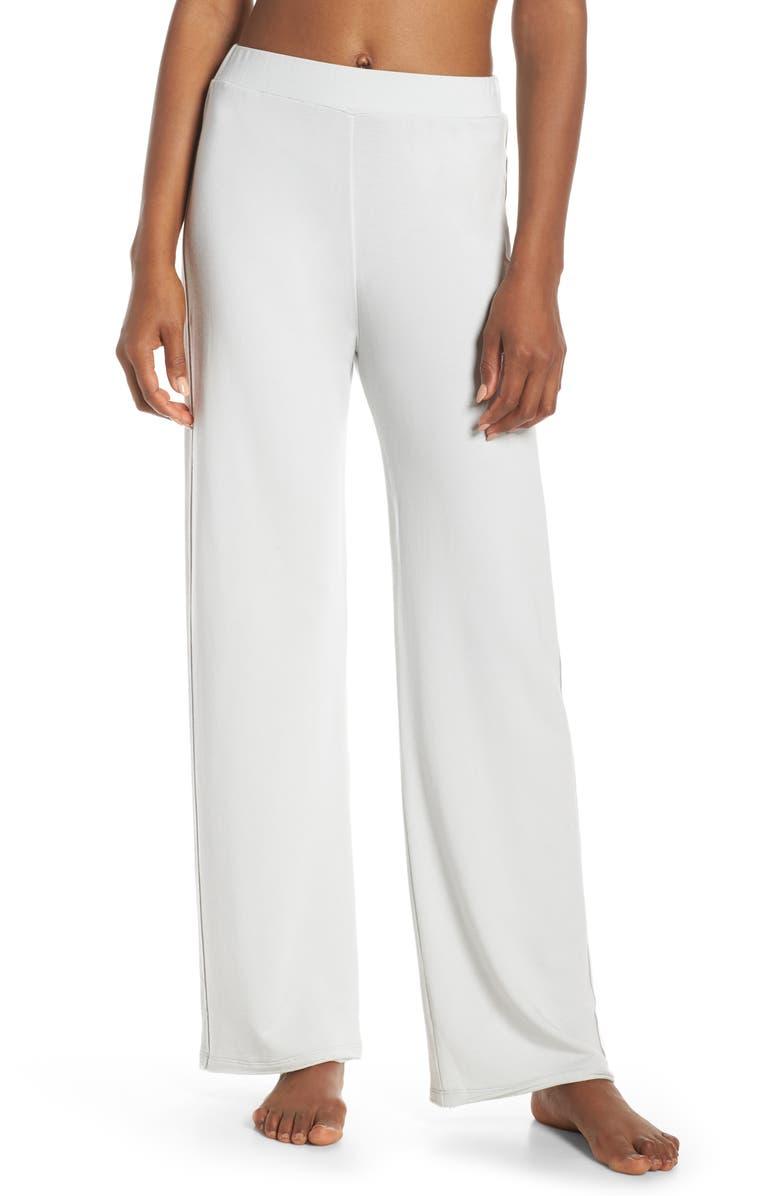 Eberjey Pants ODILE FLOUNCE PANTS