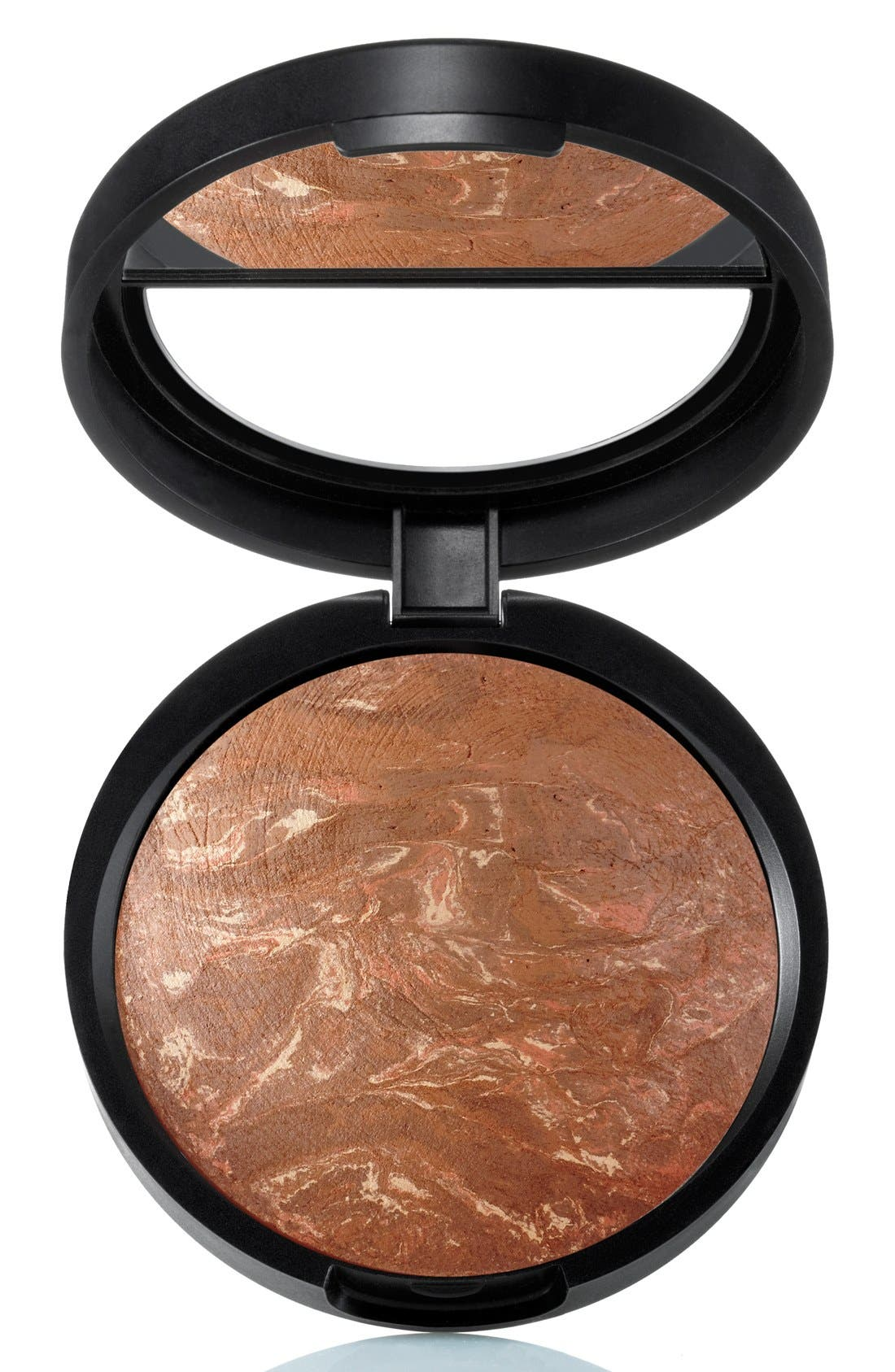 LAURA GELLER BEAUTY, Balance-n-Brighten Baked Color Correcting Foundation, Main thumbnail 1, color, TOFFEE