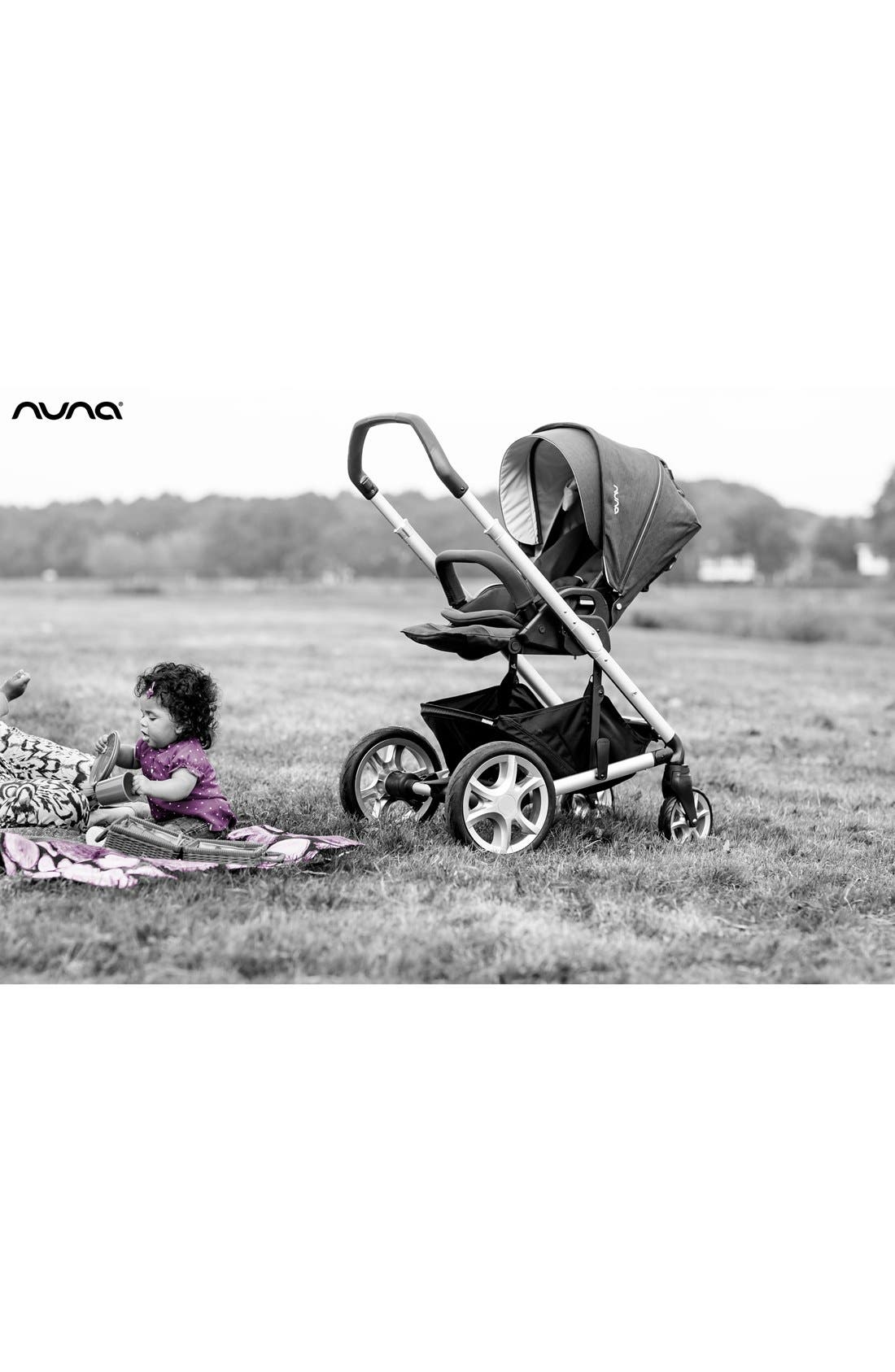 NUNA, 'MIXX<sup>™</sup>' Three Mode Stroller with All Terrain Tires, Alternate thumbnail 3, color, 400