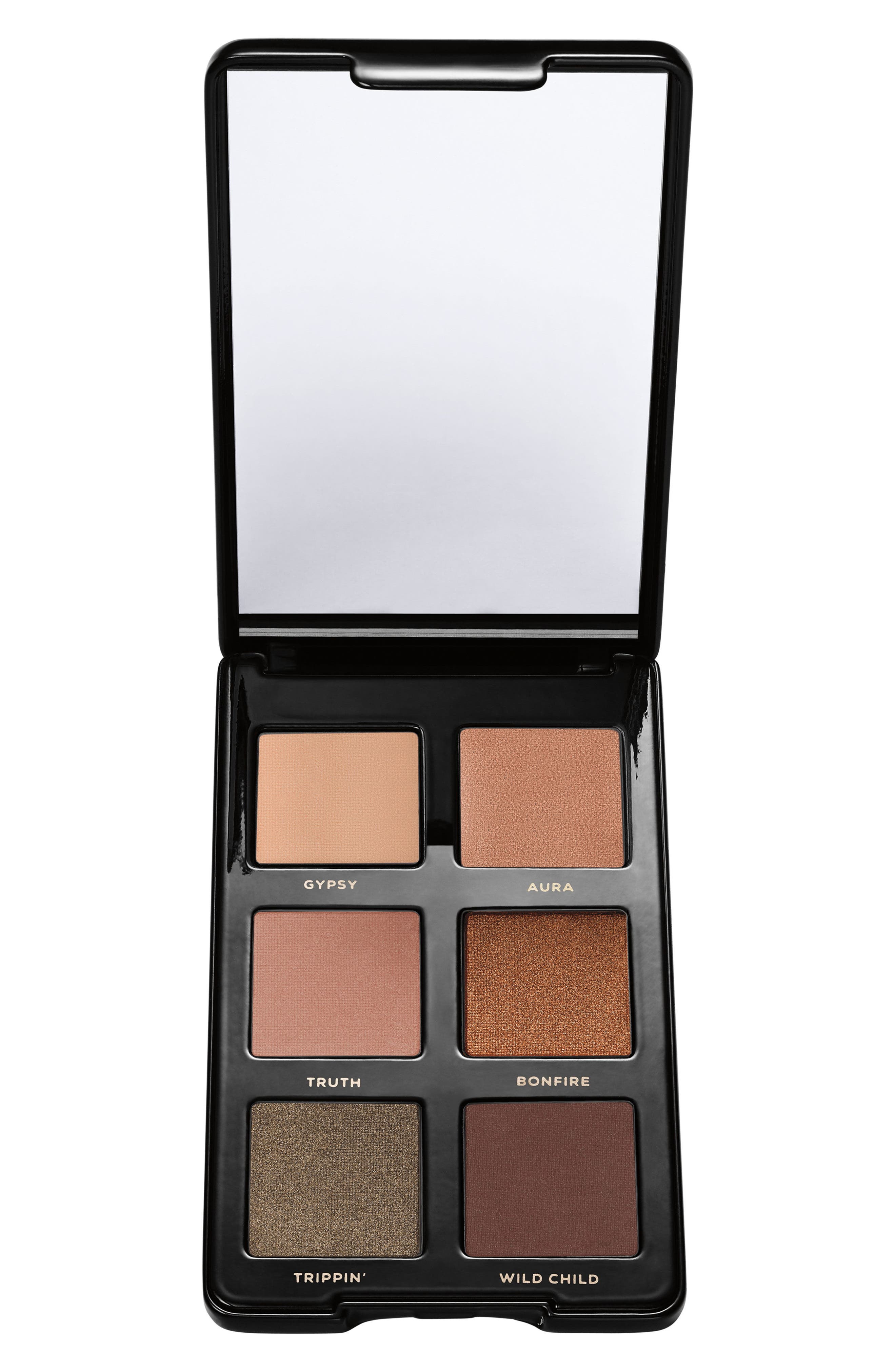 BAREMINERALS<SUP>®</SUP>, Gen Nude Eyeshadow Palette, Alternate thumbnail 4, color, COPPER
