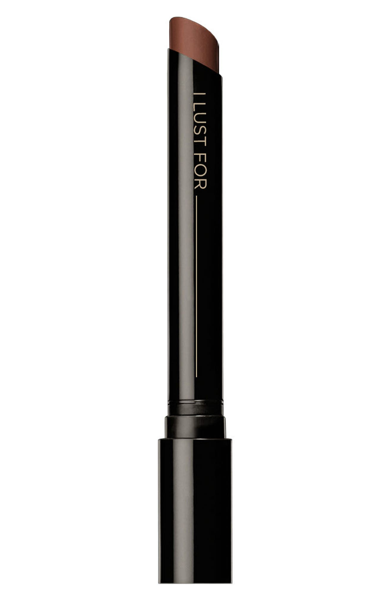 HOURGLASS, Confession Ultra Slim High Intensity Refillable Lipstick Refill, Alternate thumbnail 2, color, I LUST FOR - PEACHY BEIGE